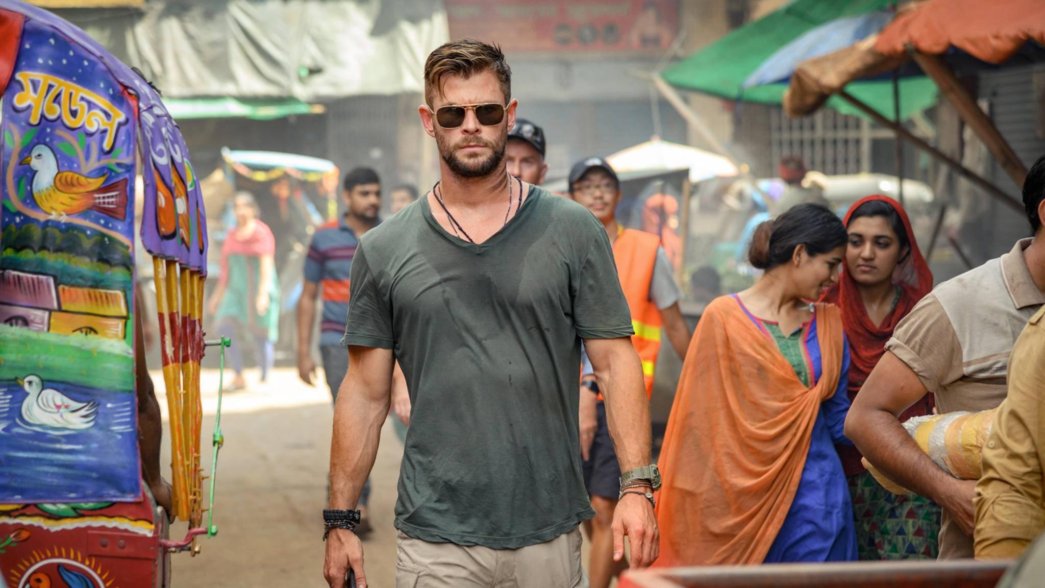 Extraction Chris Hemsworth