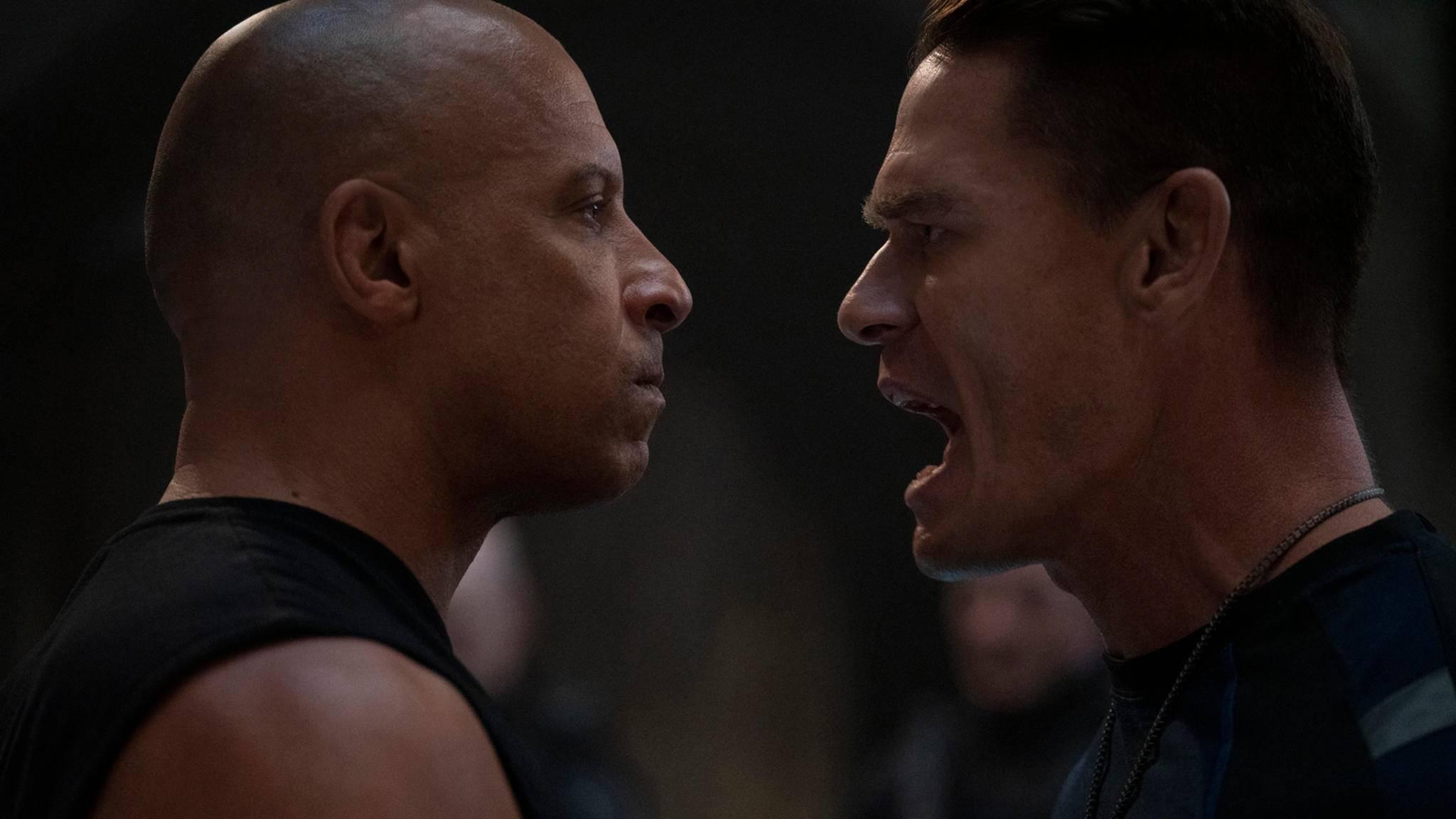 Fast & Furious 9 Vin Diesel und John Cena