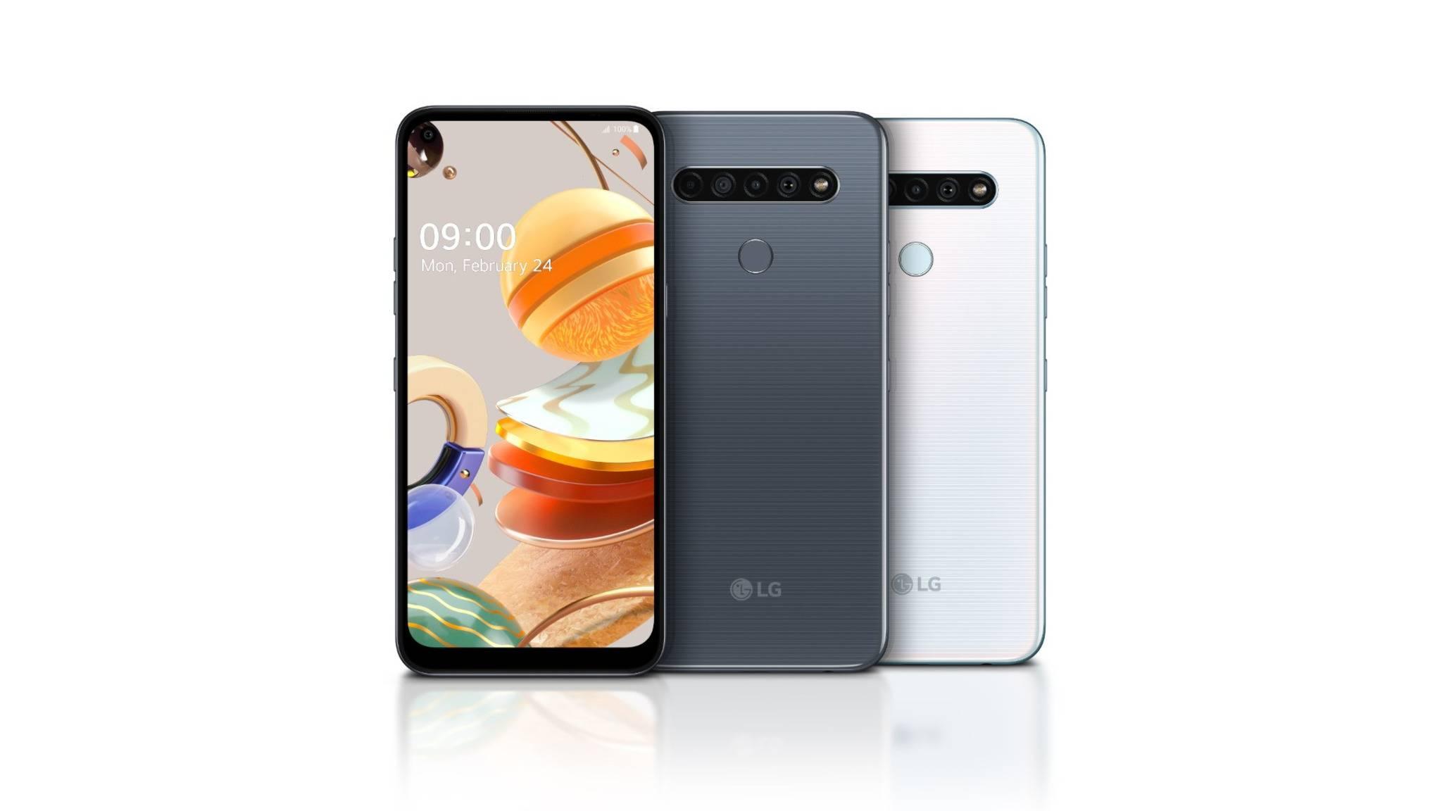 LG-K61-Smartphone