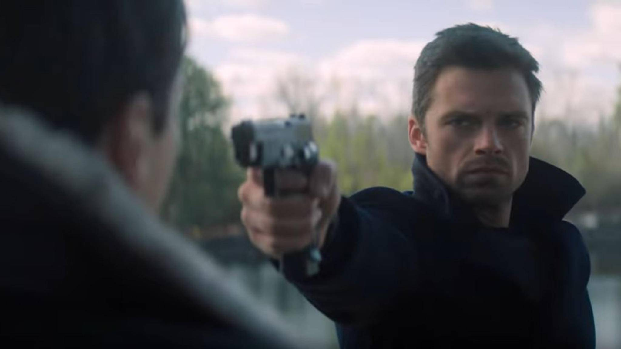 Marvel The Falcon and the Winter Soldier Bucky