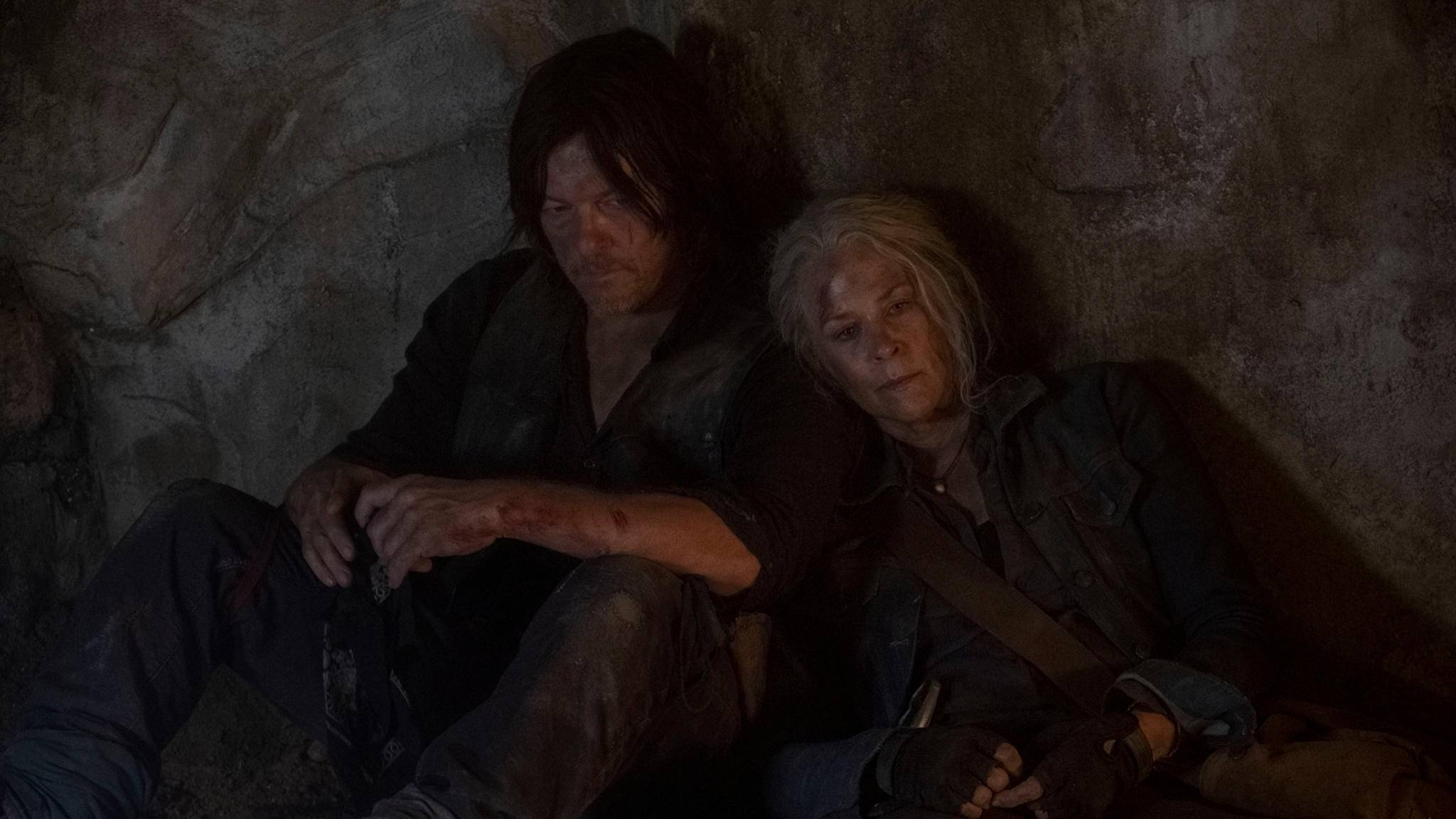 The Walking Dead Carol Daryl