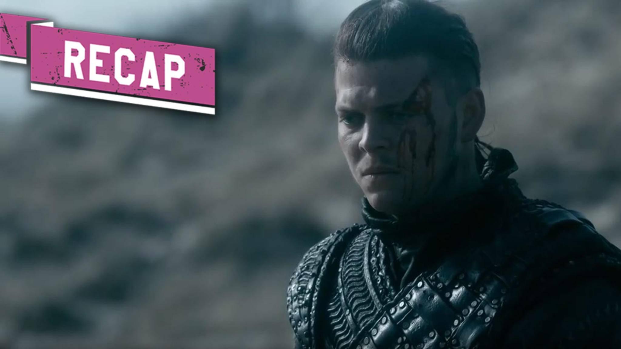 Vikings Ivar in Episode 10 von Staffel 6