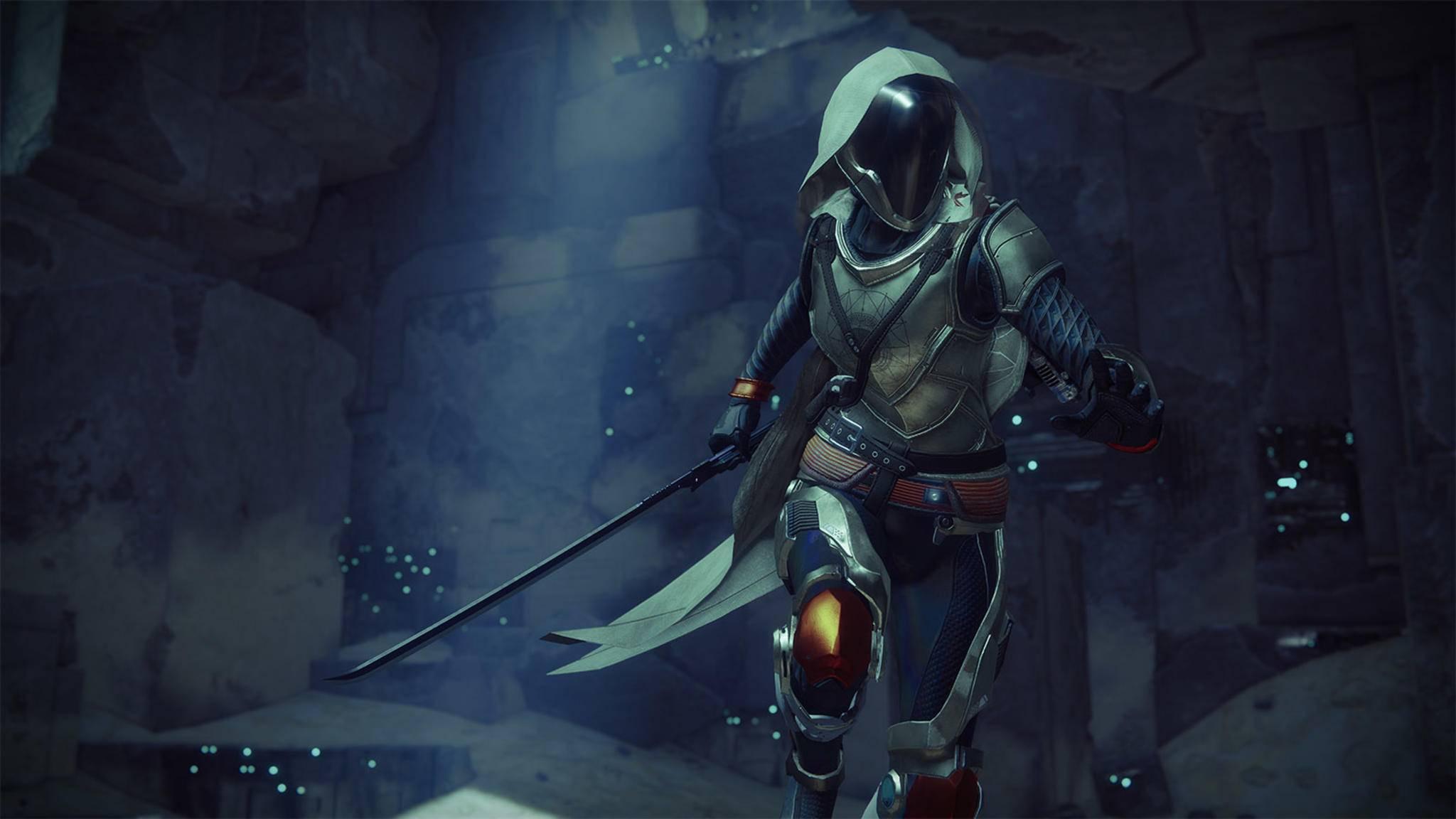 Destiny 2 Jäger mit Schwert