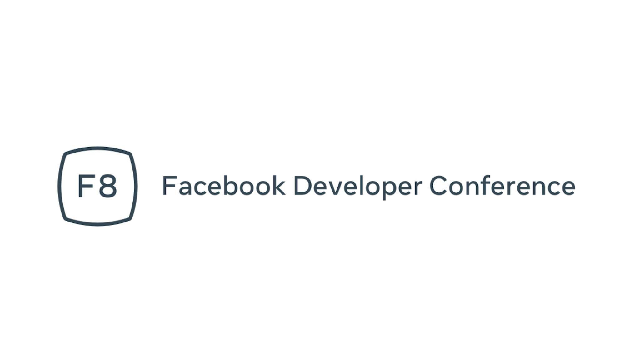 facebook-f8-entwicklerkonferenz-logo