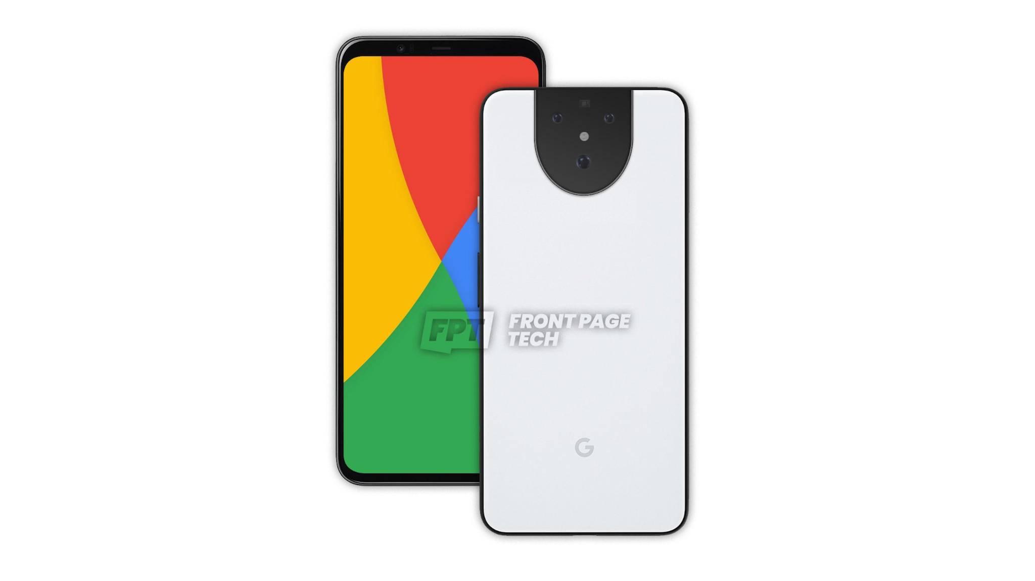 google-pixel-5-render-vorne-hinten