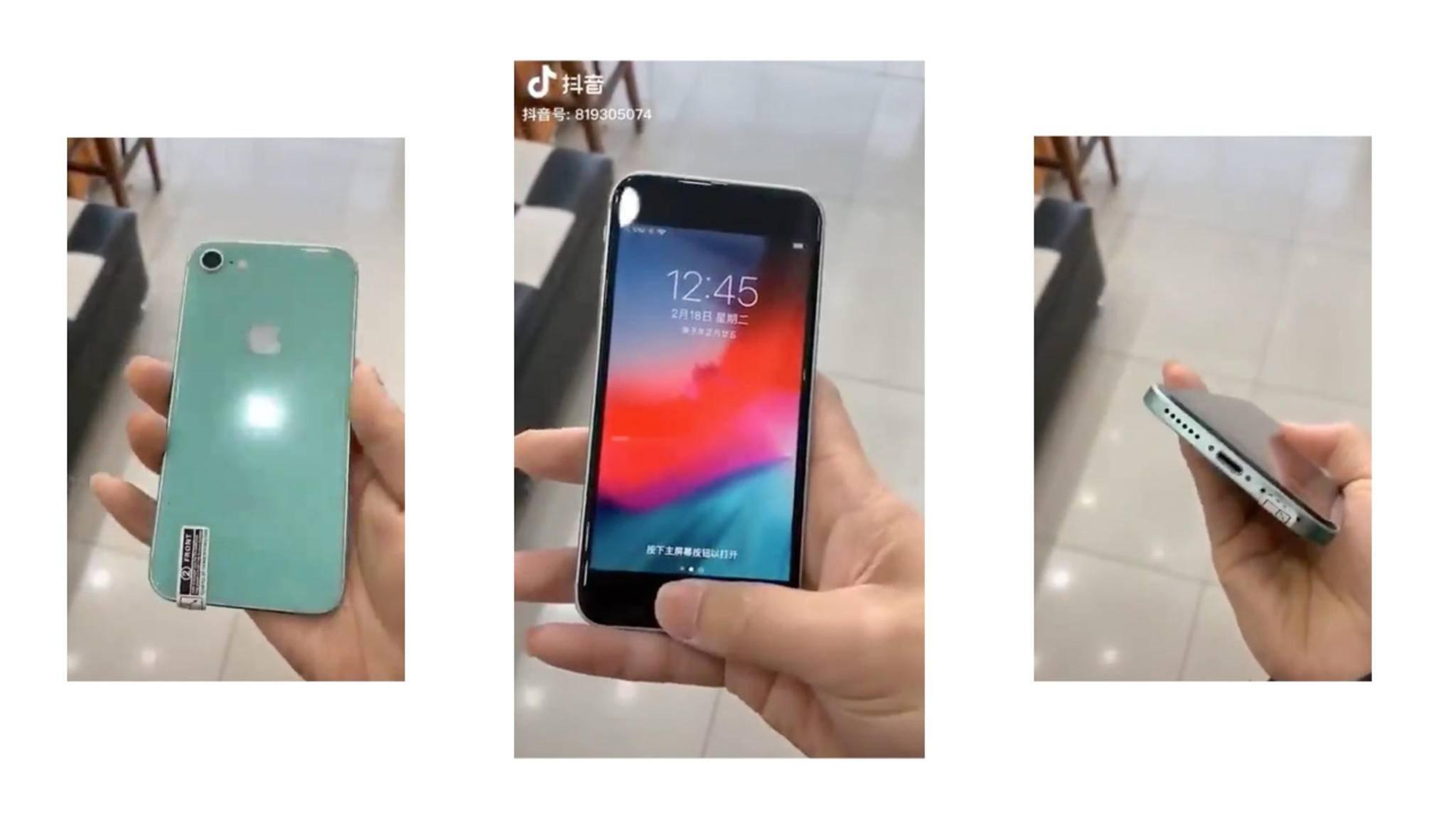 iPhone 9 Fake