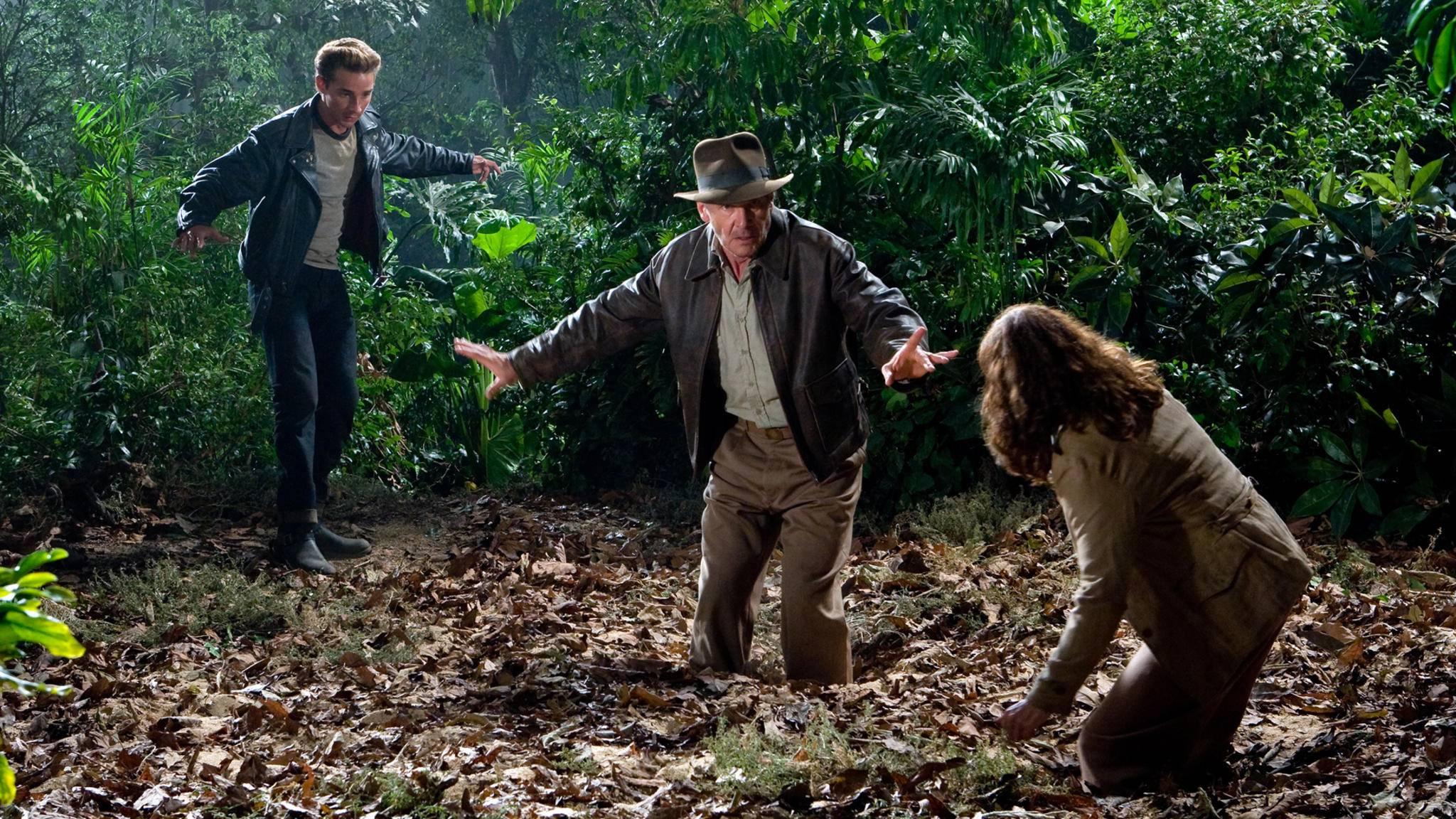 Indiana Jones Fsk