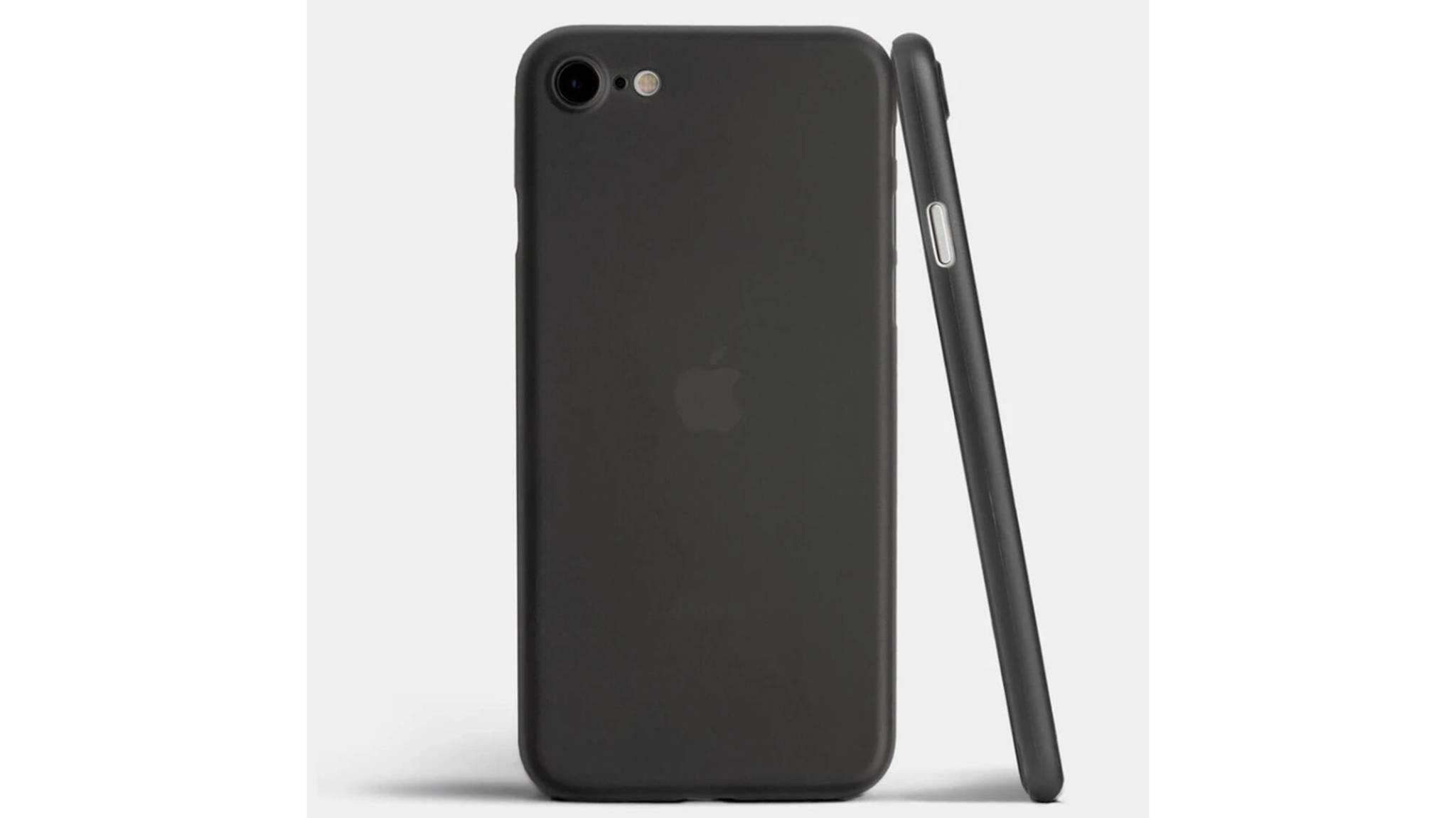 Der Hüllenmacher Totallee bietet dieses iPhone-SE-2-Case zur Vorbestellung an.