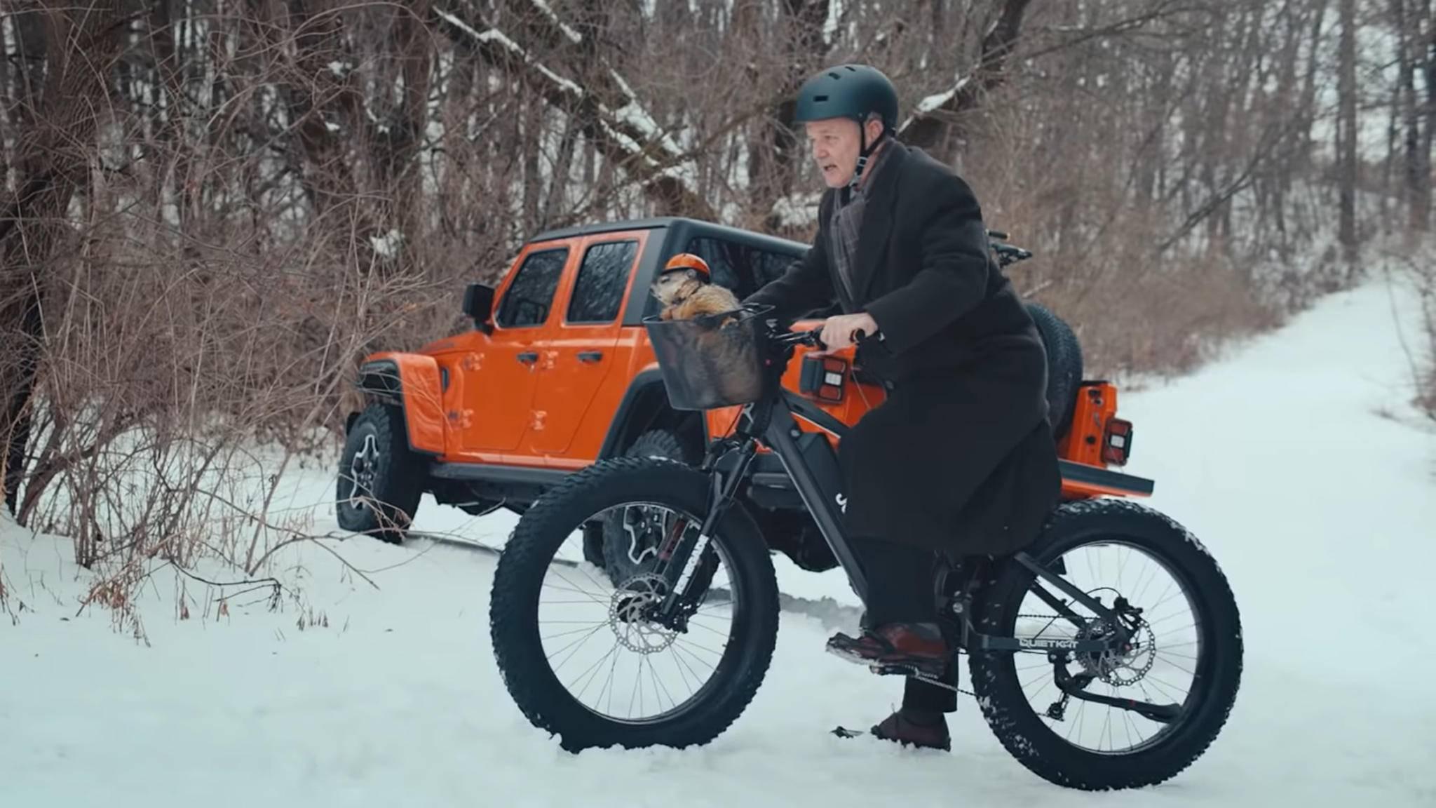 jeep e-bike bill-murray