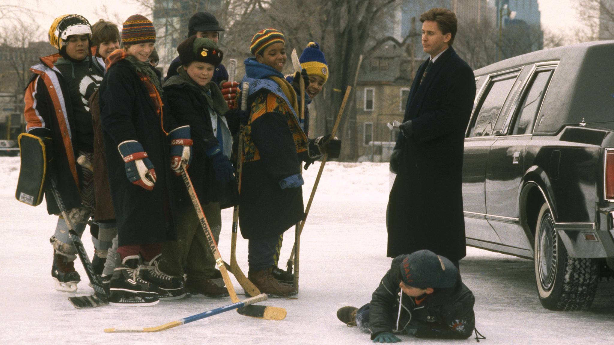 mighty ducks emilio estevez