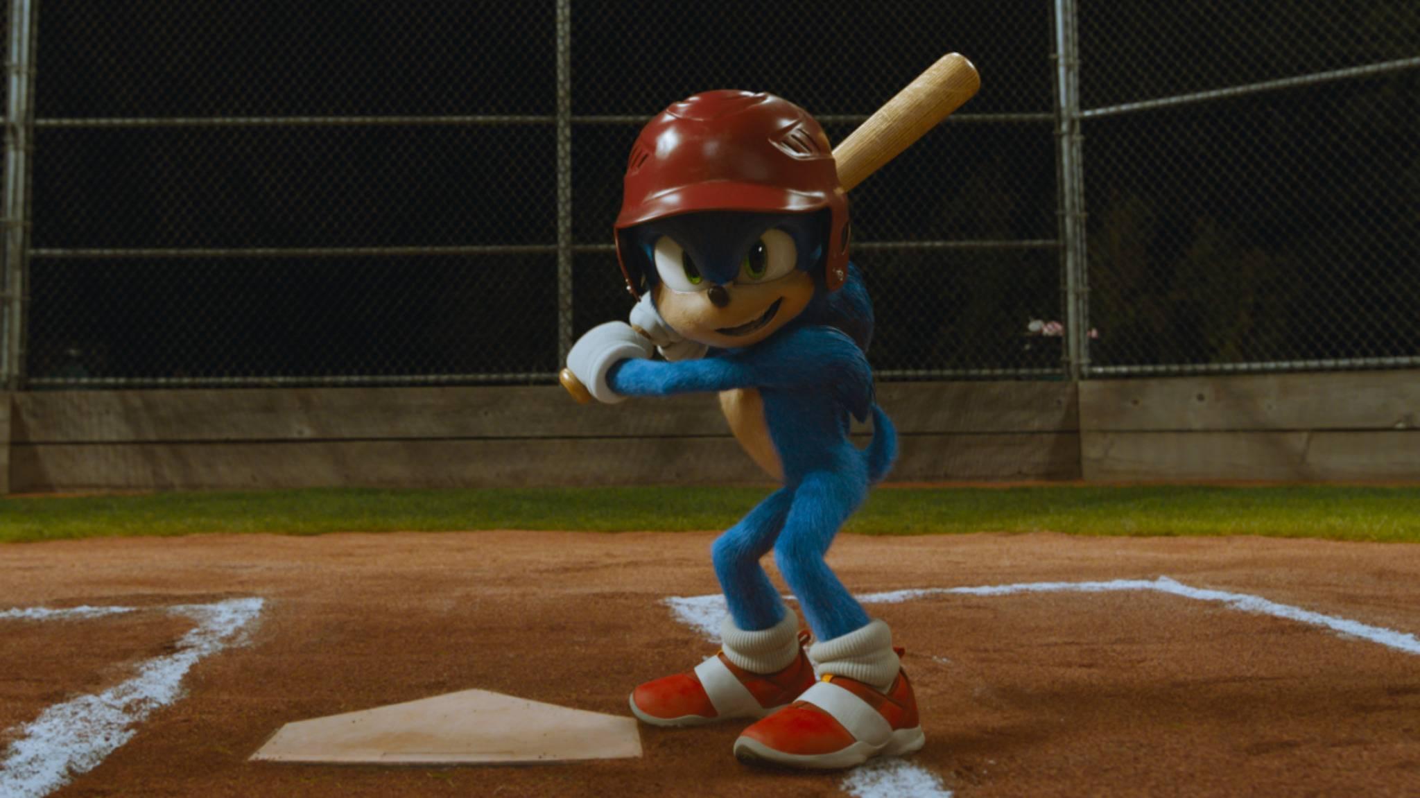 """Das wird ein Homerun: """"Sonic the Hedgehog"""" ist auf Erfolgskurs."""