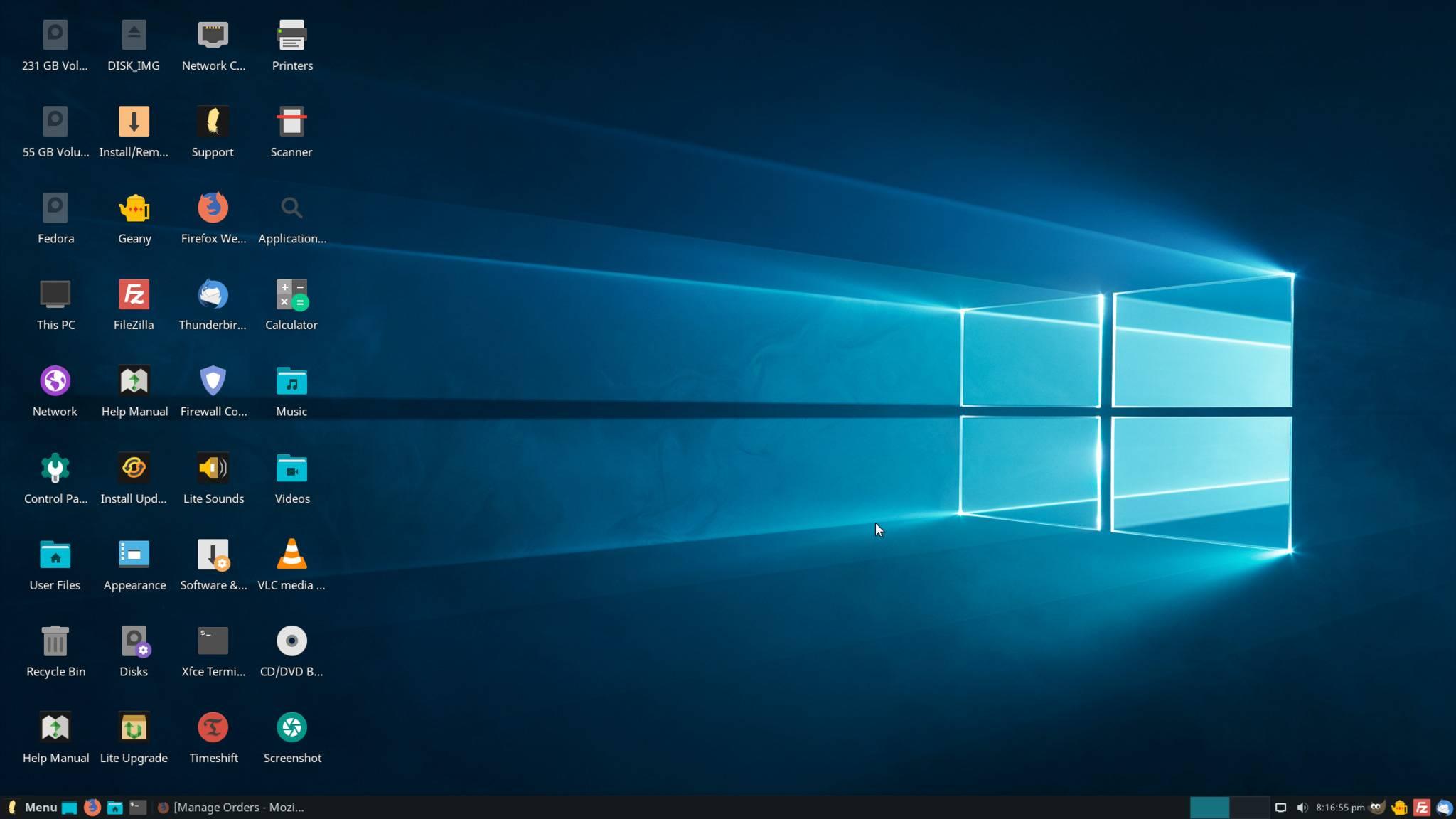 Windows 12-lite-linux