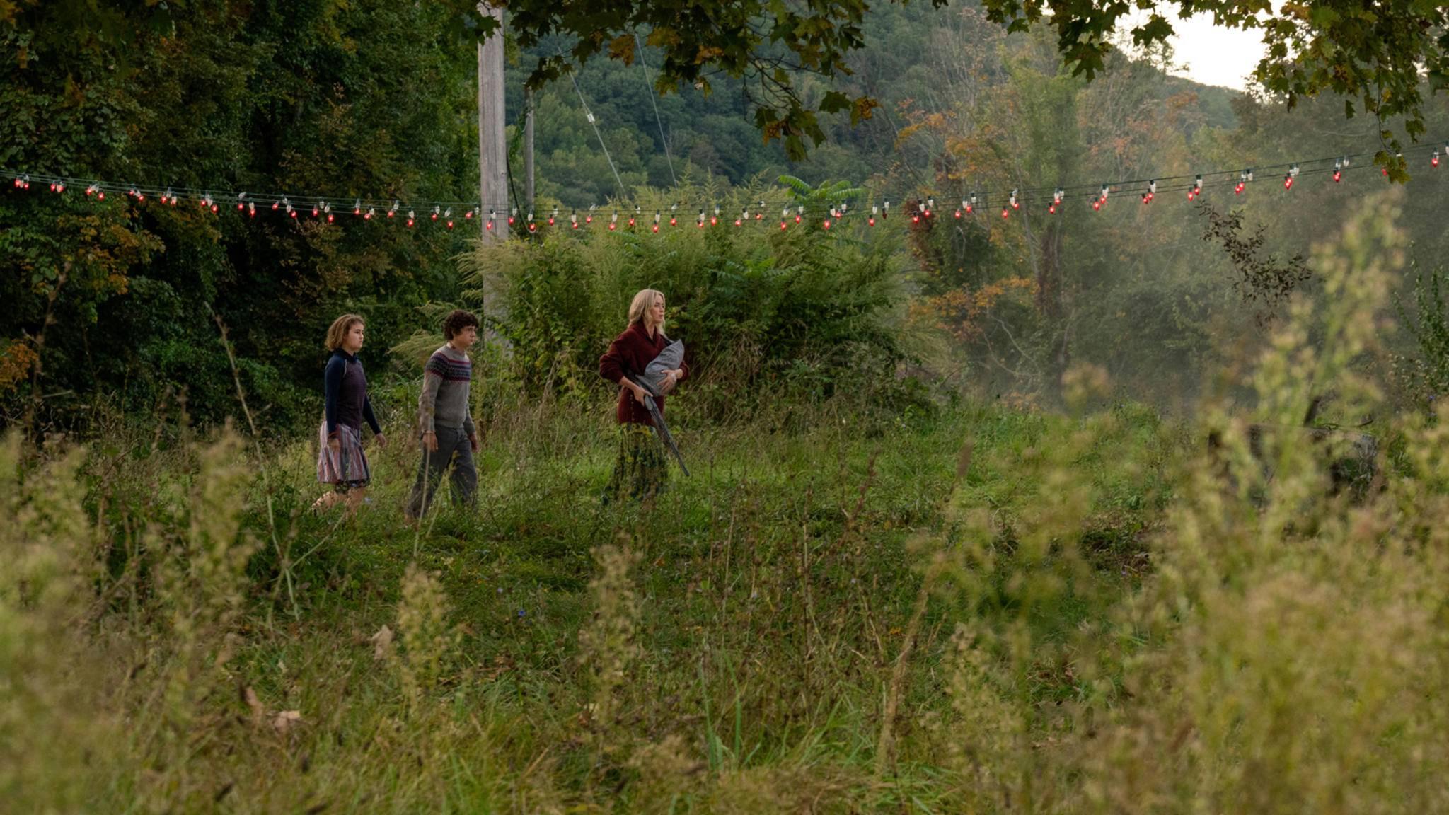 A Quiet Place 2 Emily Blunt