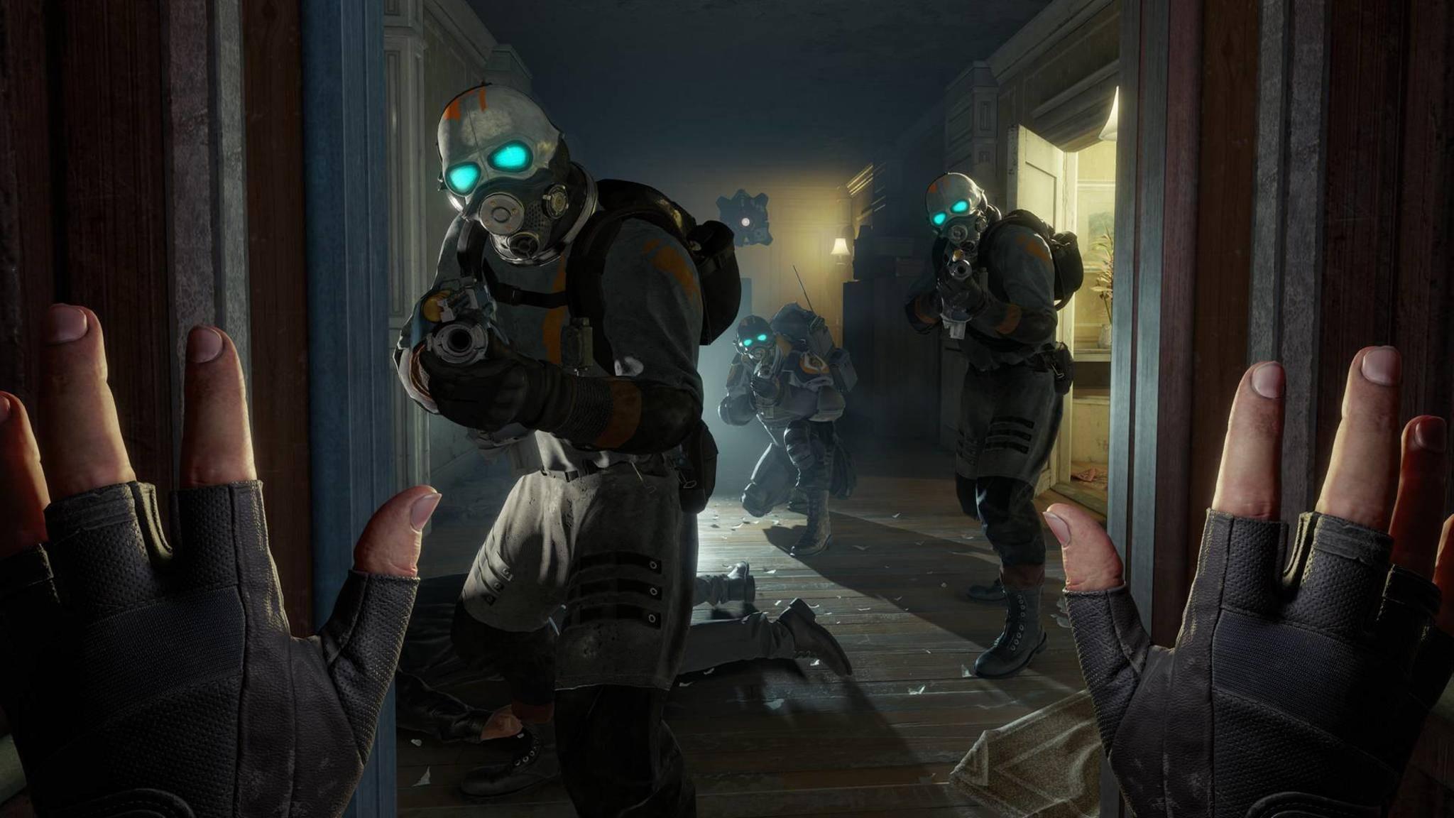 """""""Half-Life: Alyx"""" wurde für die Virtuelle Realität gemacht. Das merkt man."""