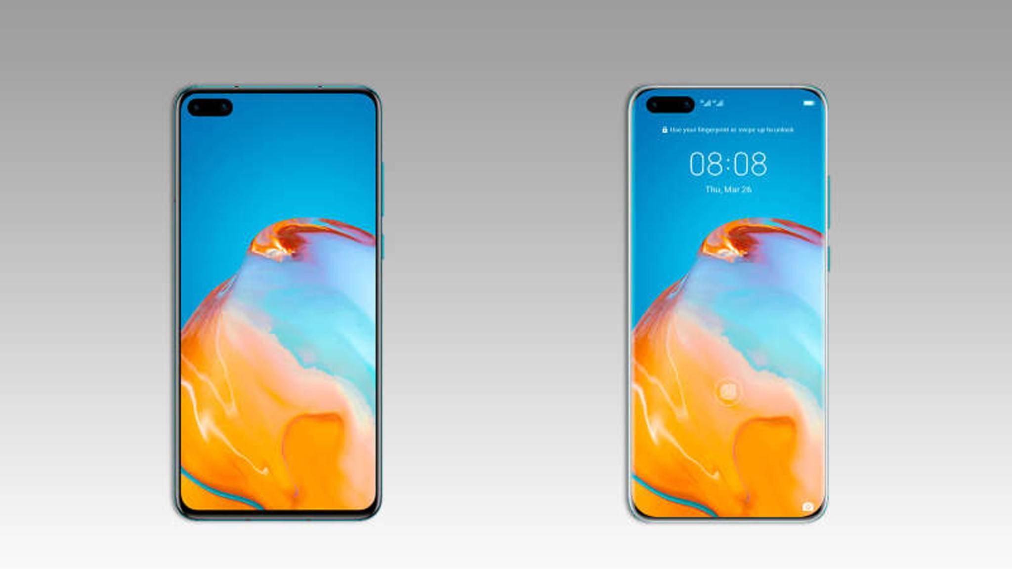 Huawei P40 Huawei P40 Pro