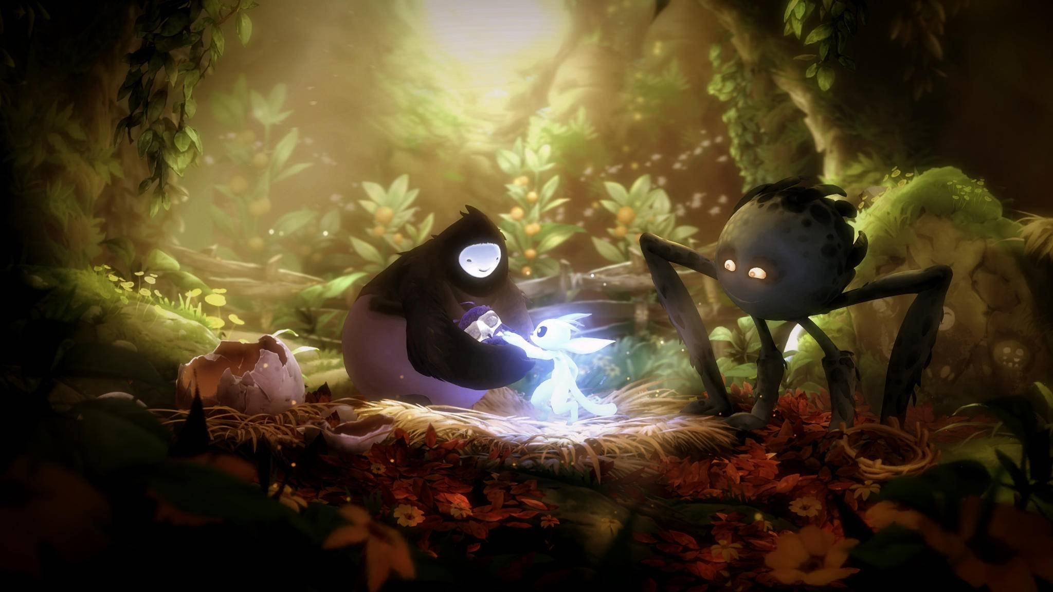 Ori-and-the-Will-of-the-Wisps_Family_Screenshot