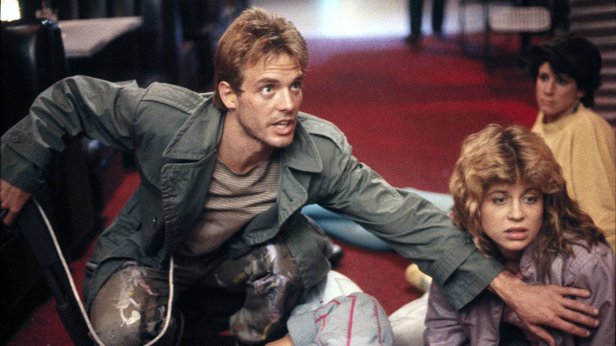 Terminator Michael Biehn und Linda Hamilton