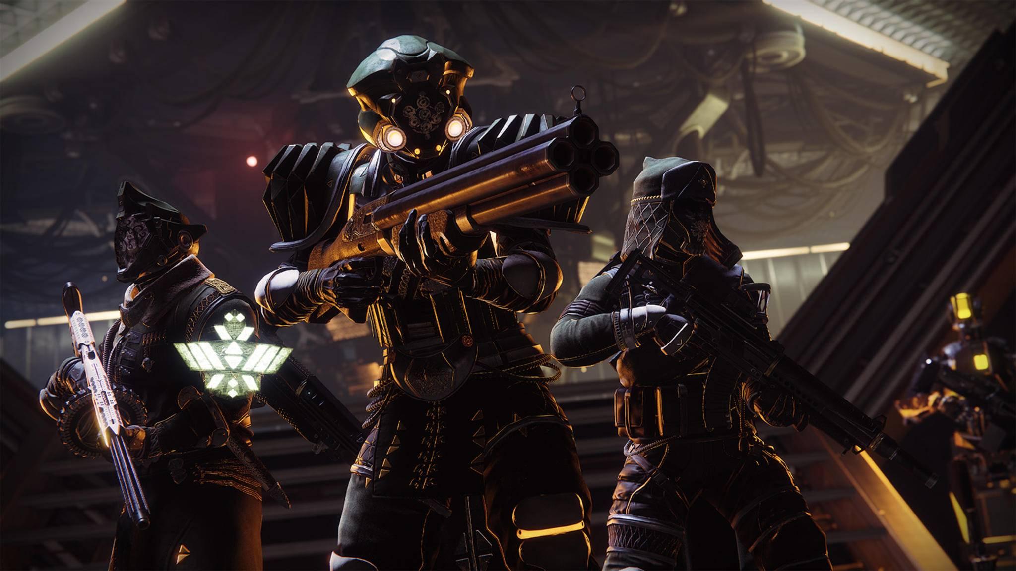 Destiny 2 Saison der Würdigen Rüstung
