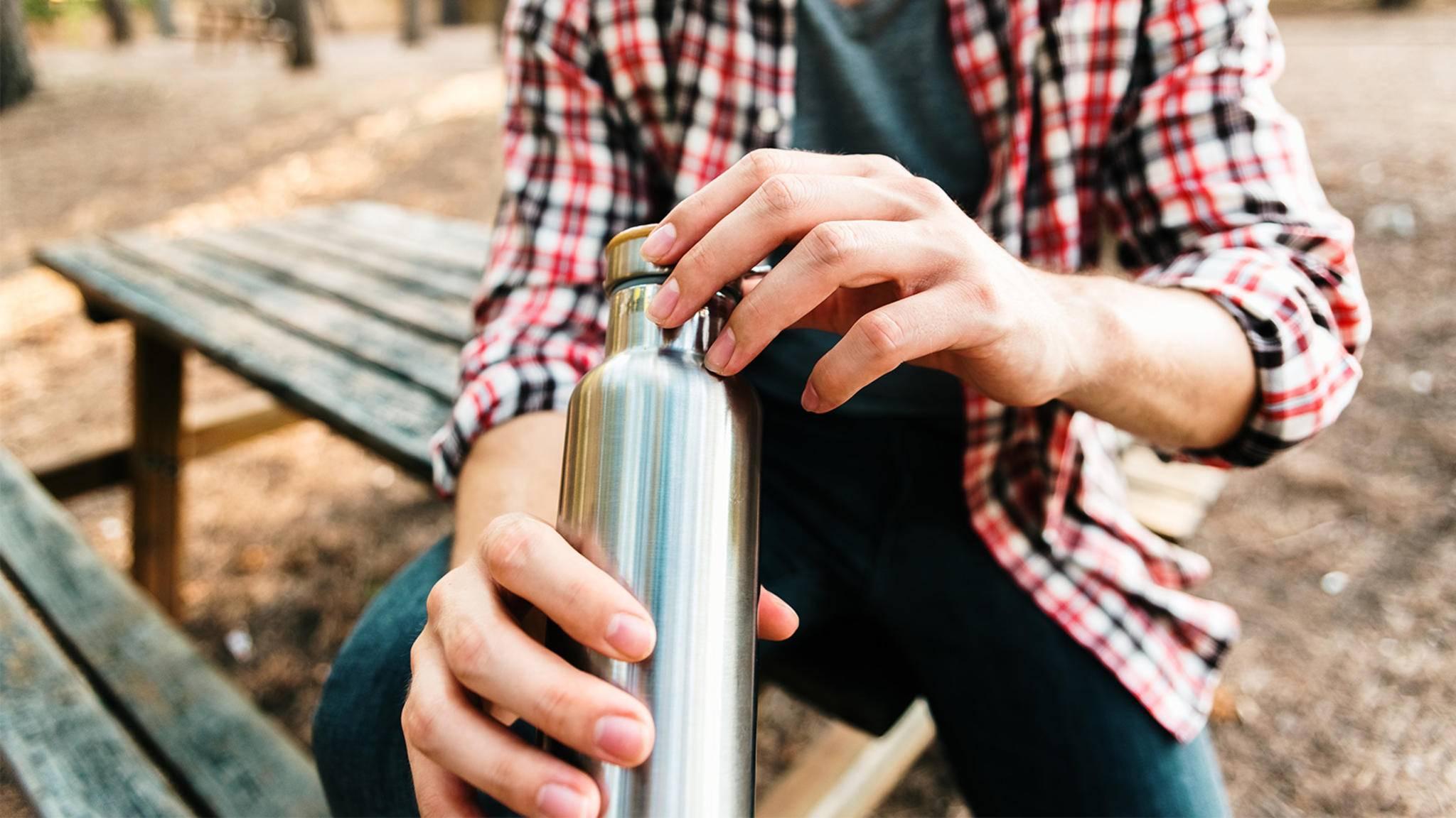 Huawei smarte Wasserflasche