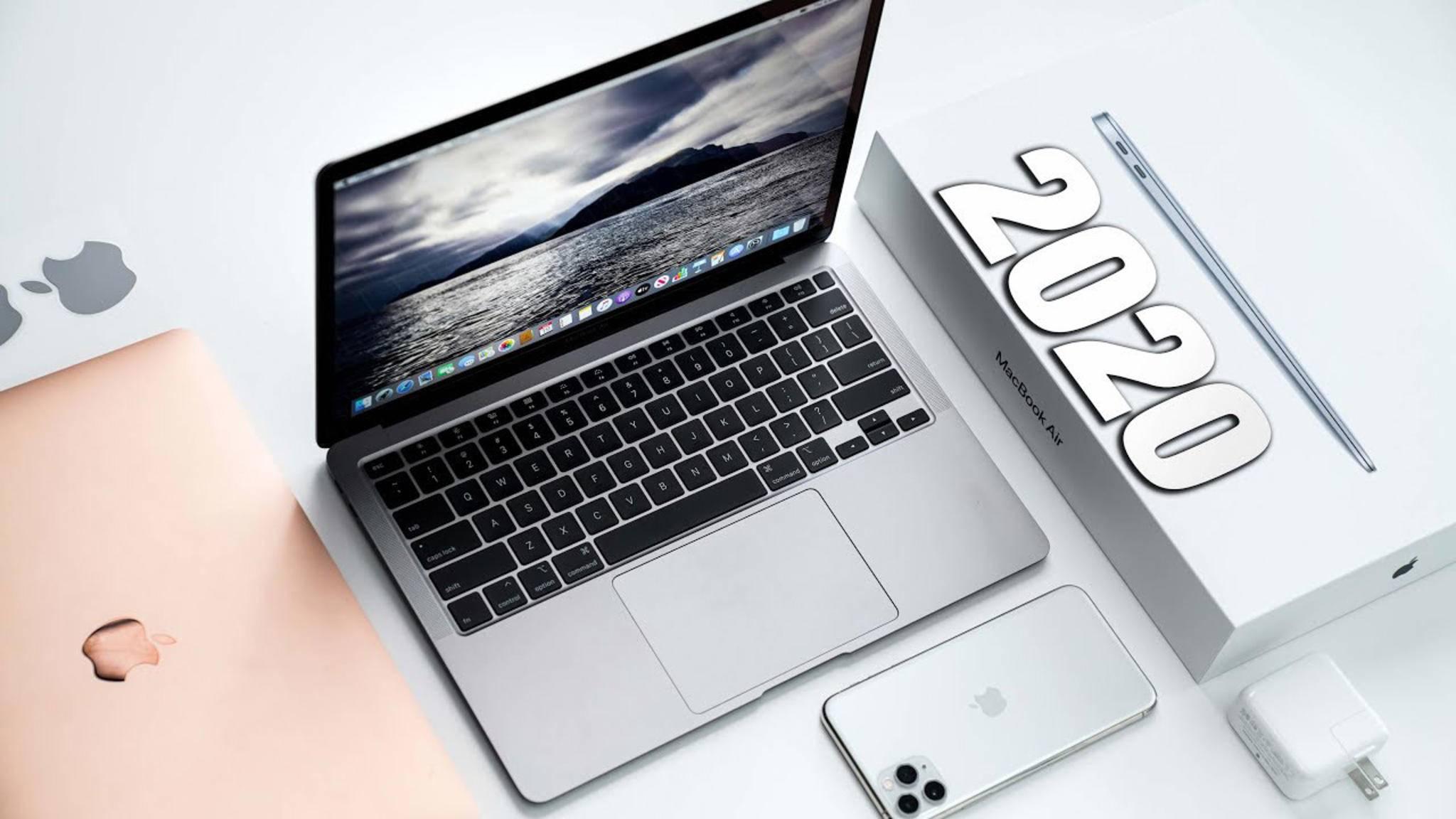 Was macht das neue MacBook Air 2020 besser als sein Vorgänger?