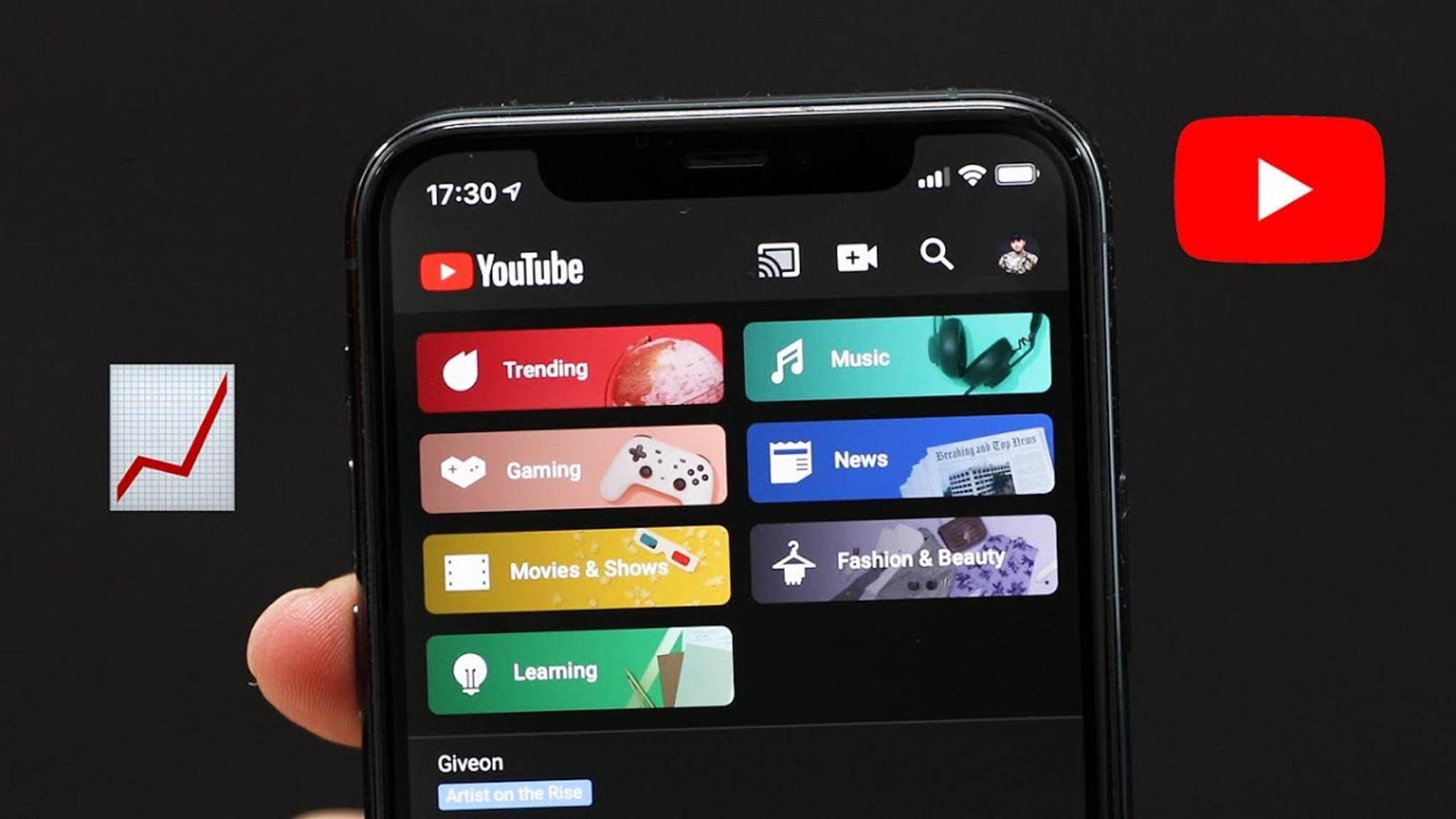 youtube-explore