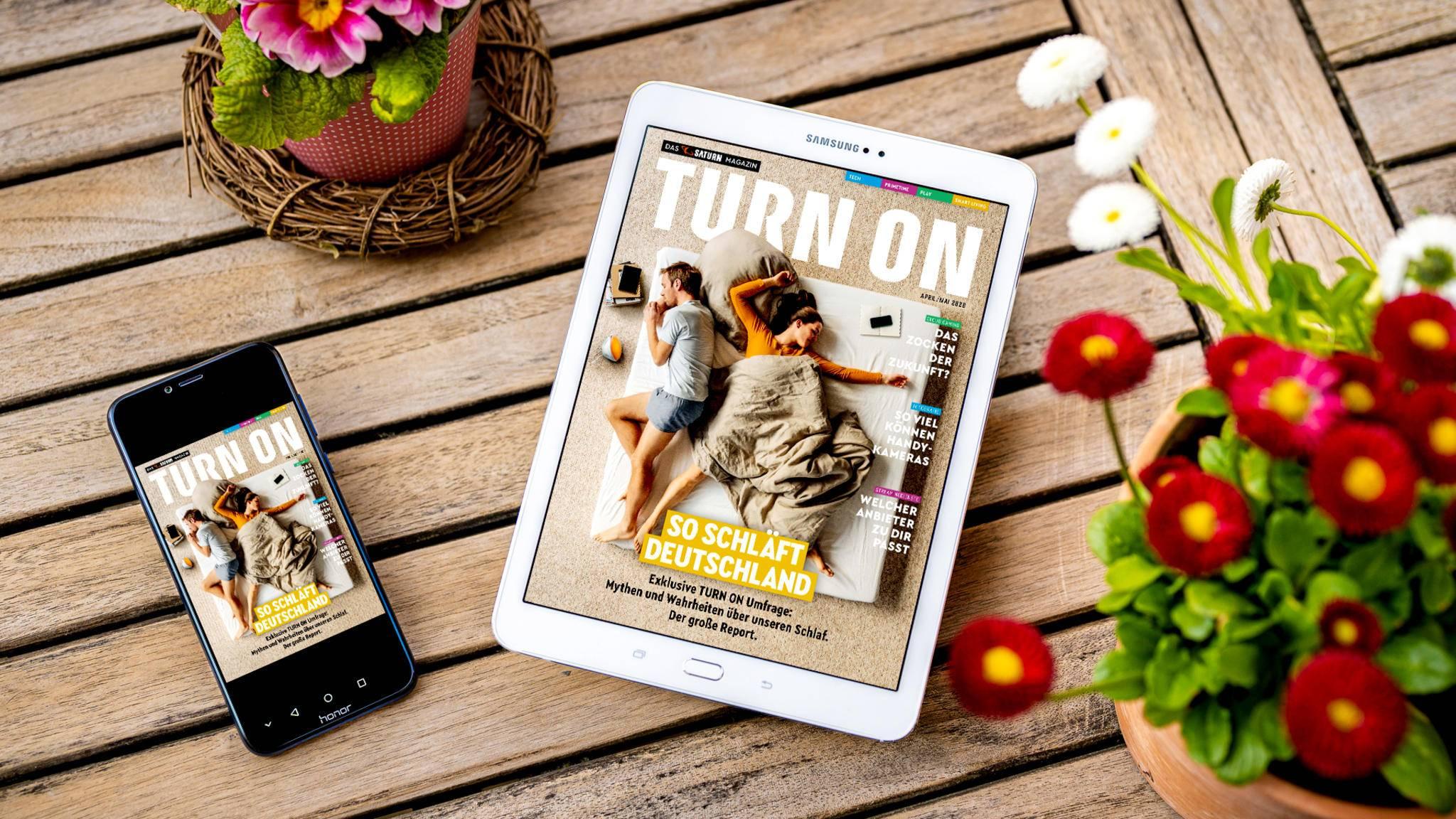 TURN ON Magazin Ausgabe 2