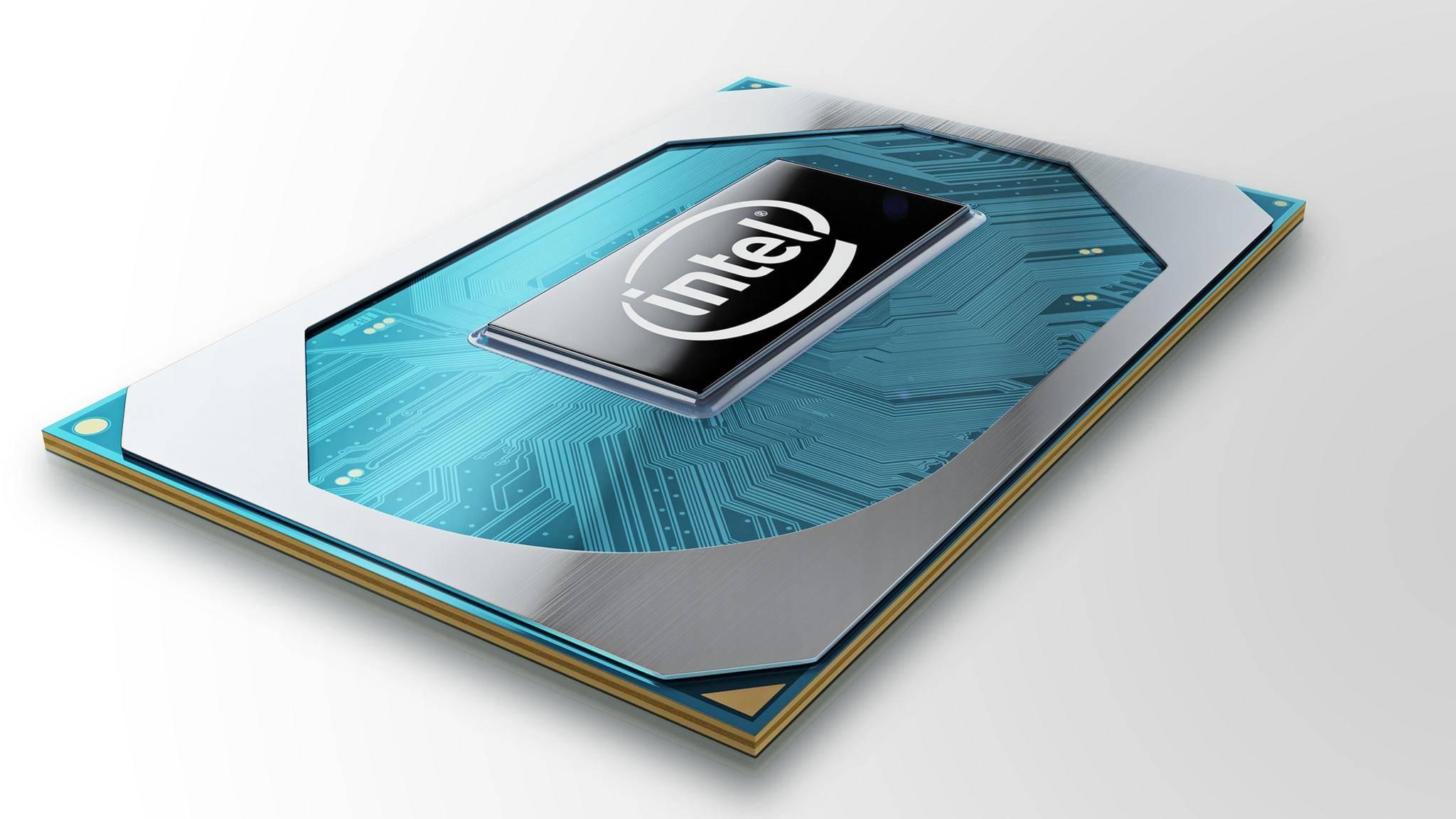 Intel stellt einen neuen Takt-Rekord für Notebook-Prozessoren auf.