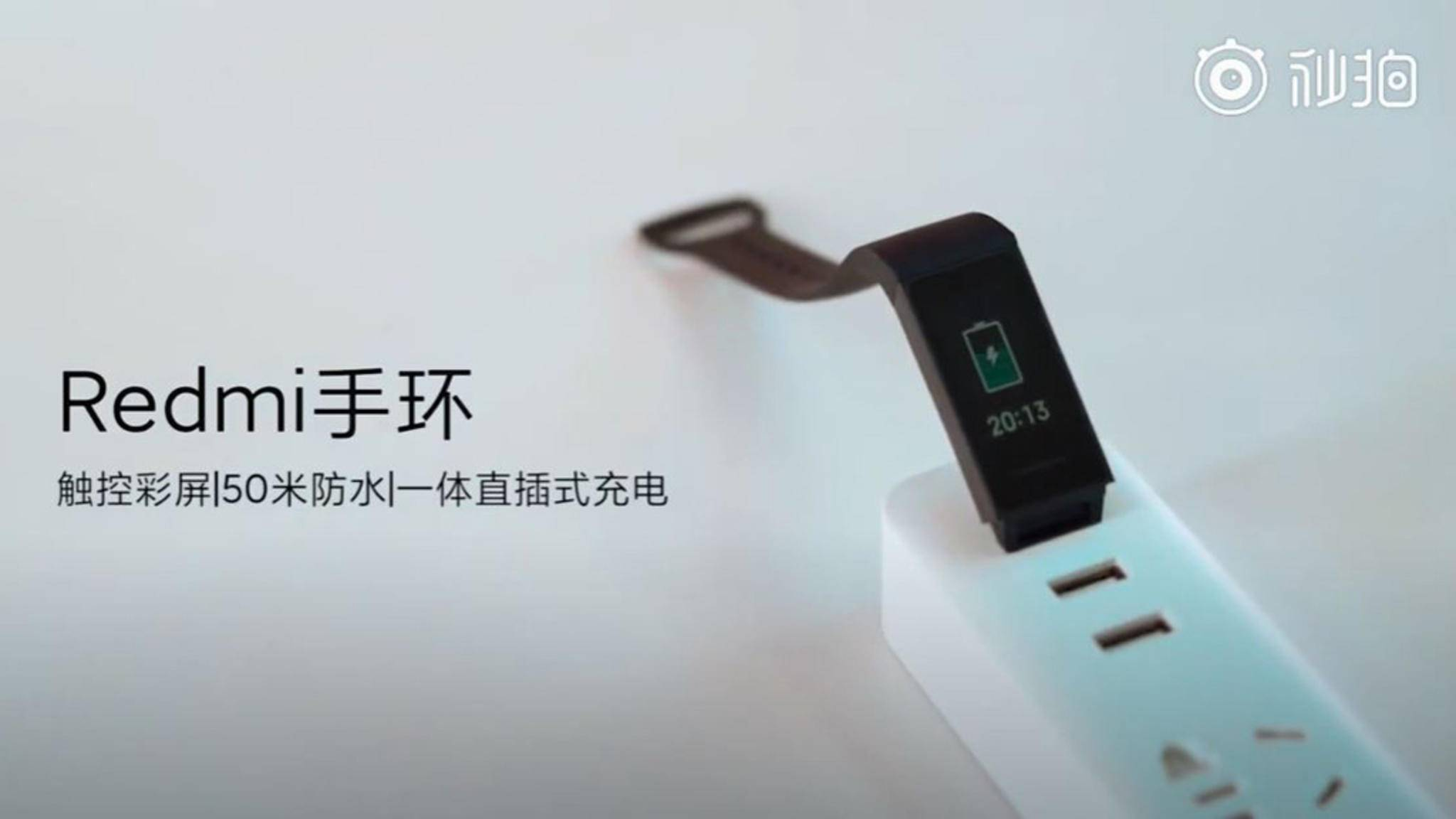 Redmi Band Xiaomi Fitness-Tracker