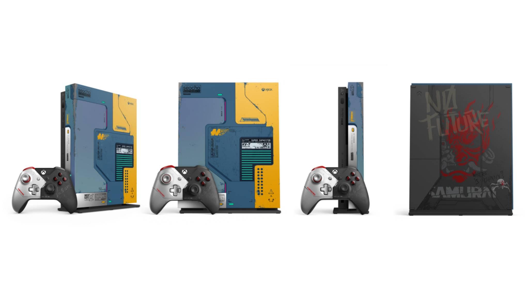 Xbox-cyberpunk-2077-hardware