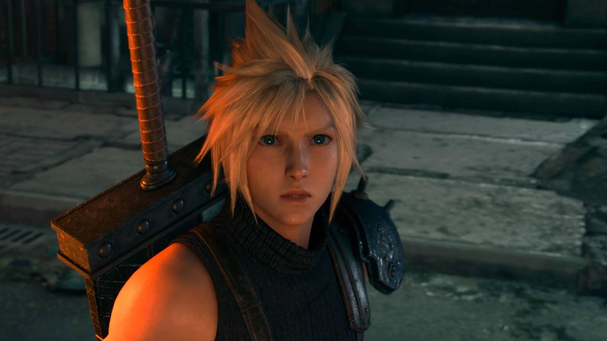 """Cloud im """"Final Fantasy 7 HD Remake"""": Lohnt sich der Kauf?"""