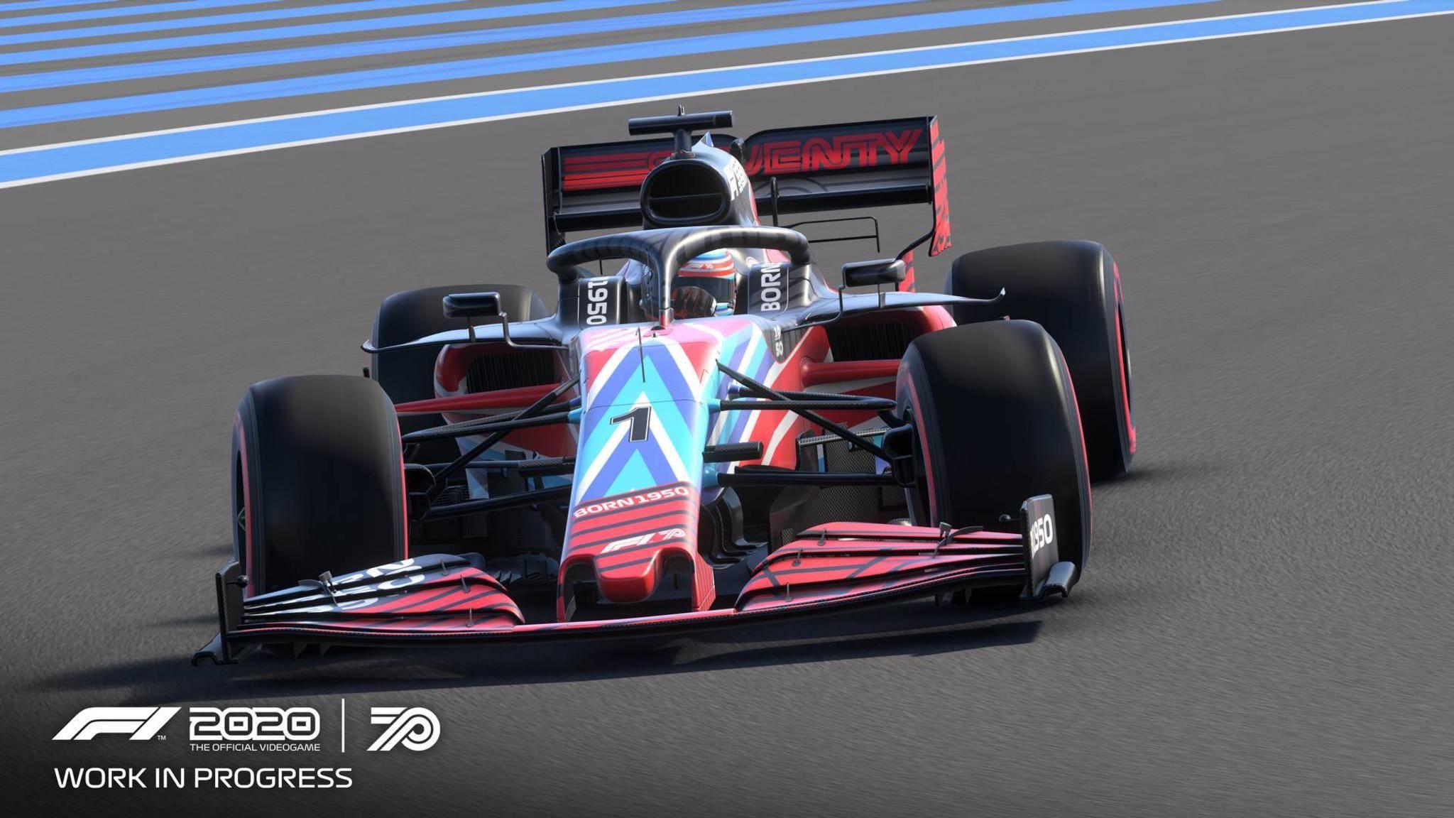 """Codemasters geht bei """"F1 2020"""" neue Wege – und könnte das beste Spiel der Reihe abliefern."""