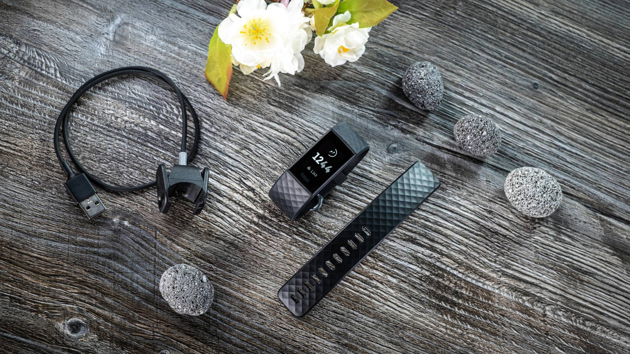 Fitbit Charge 4 Ausstattung
