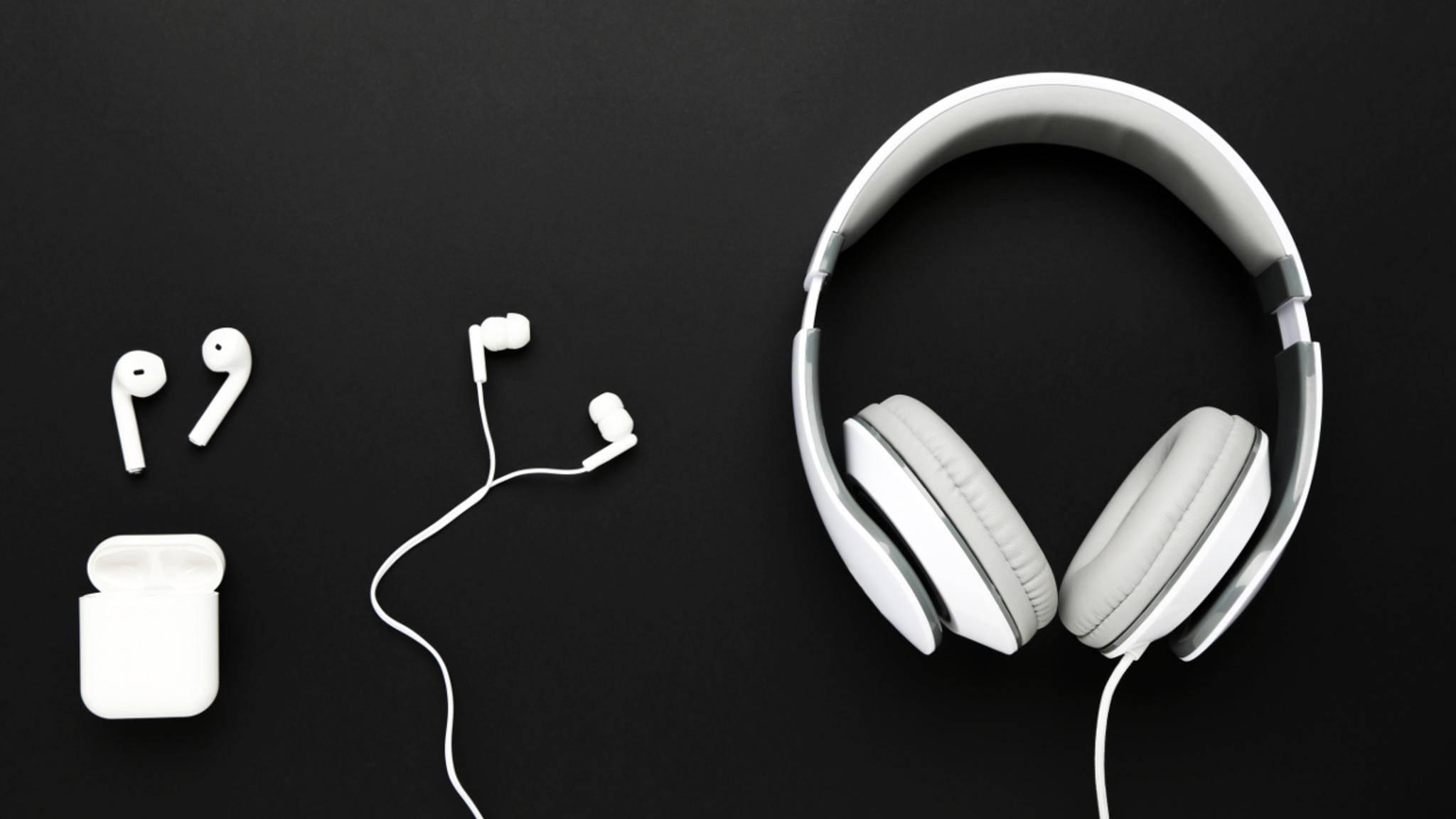 Kopfhörertypen