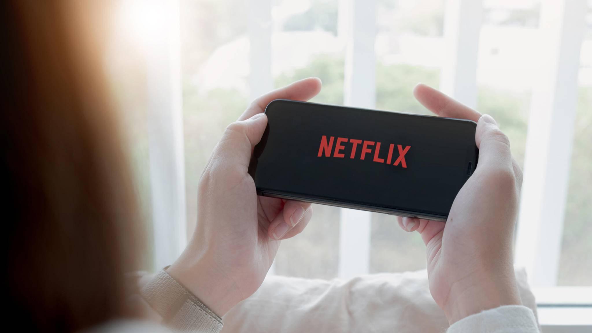 Netflix Smartphone
