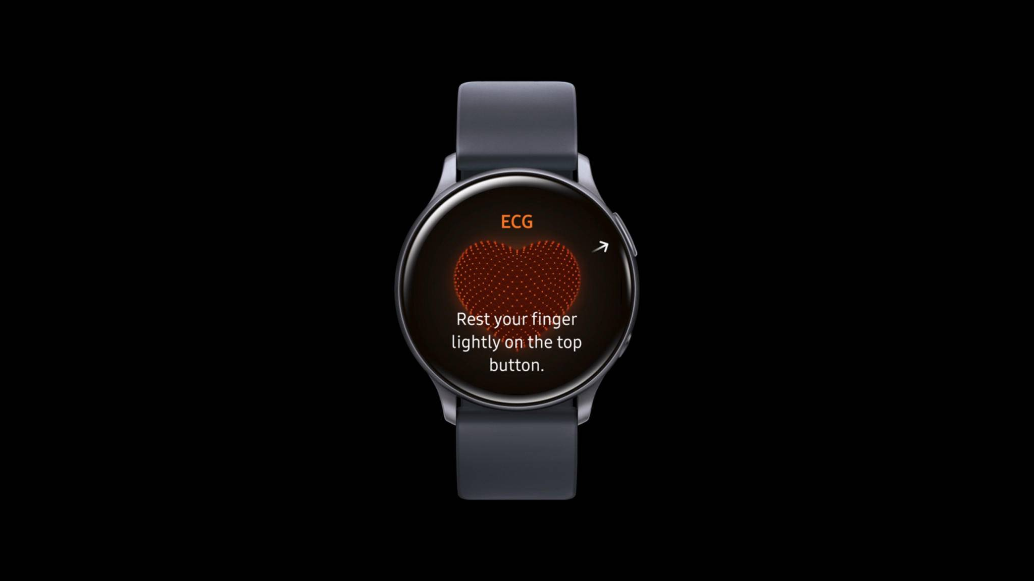 Samsung galaxy watch active 2 ekg