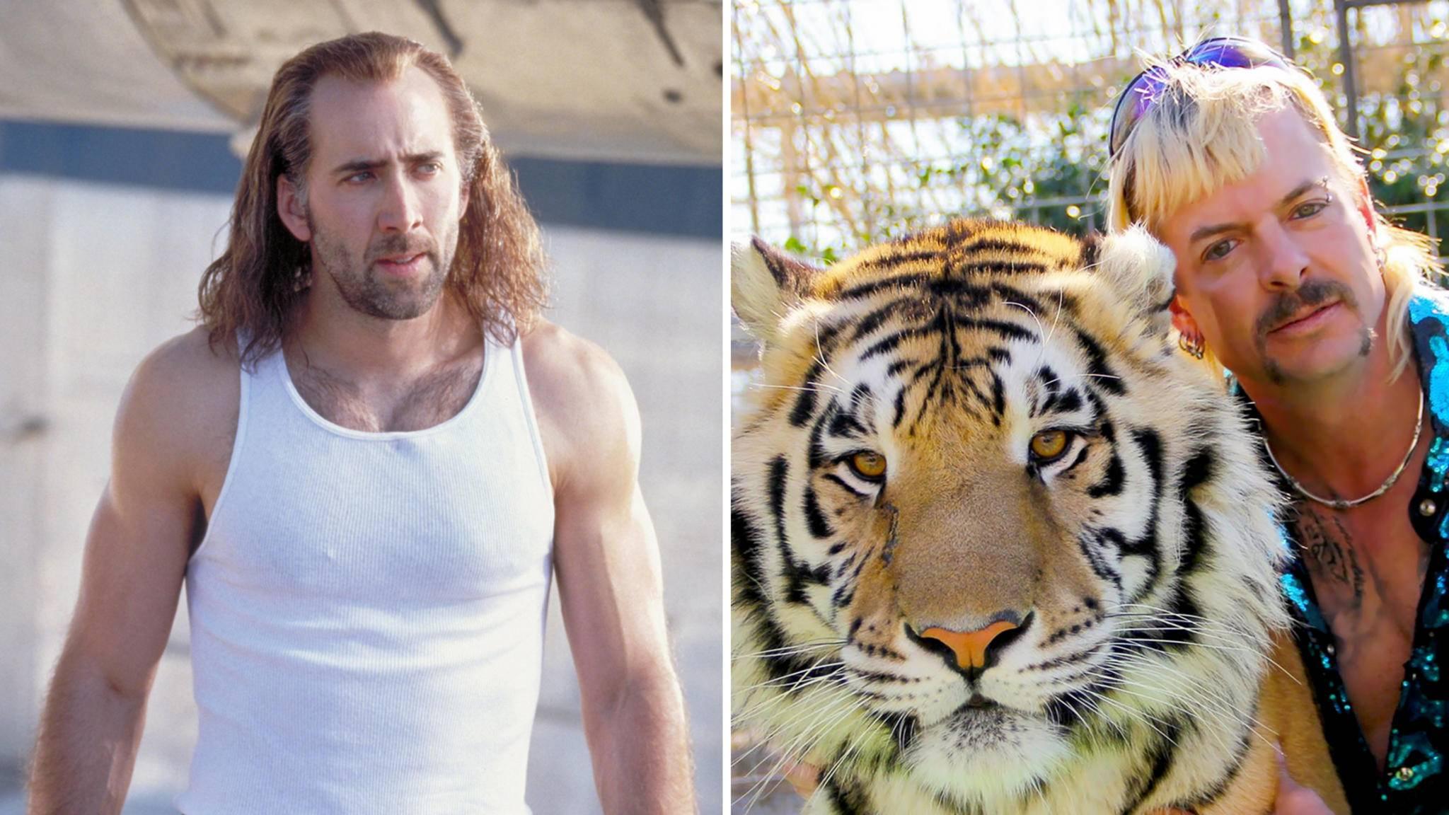 Joe Exotic wird von Nicolas Cage gespielt. Aber wer übernimmt die anderen Rollen?