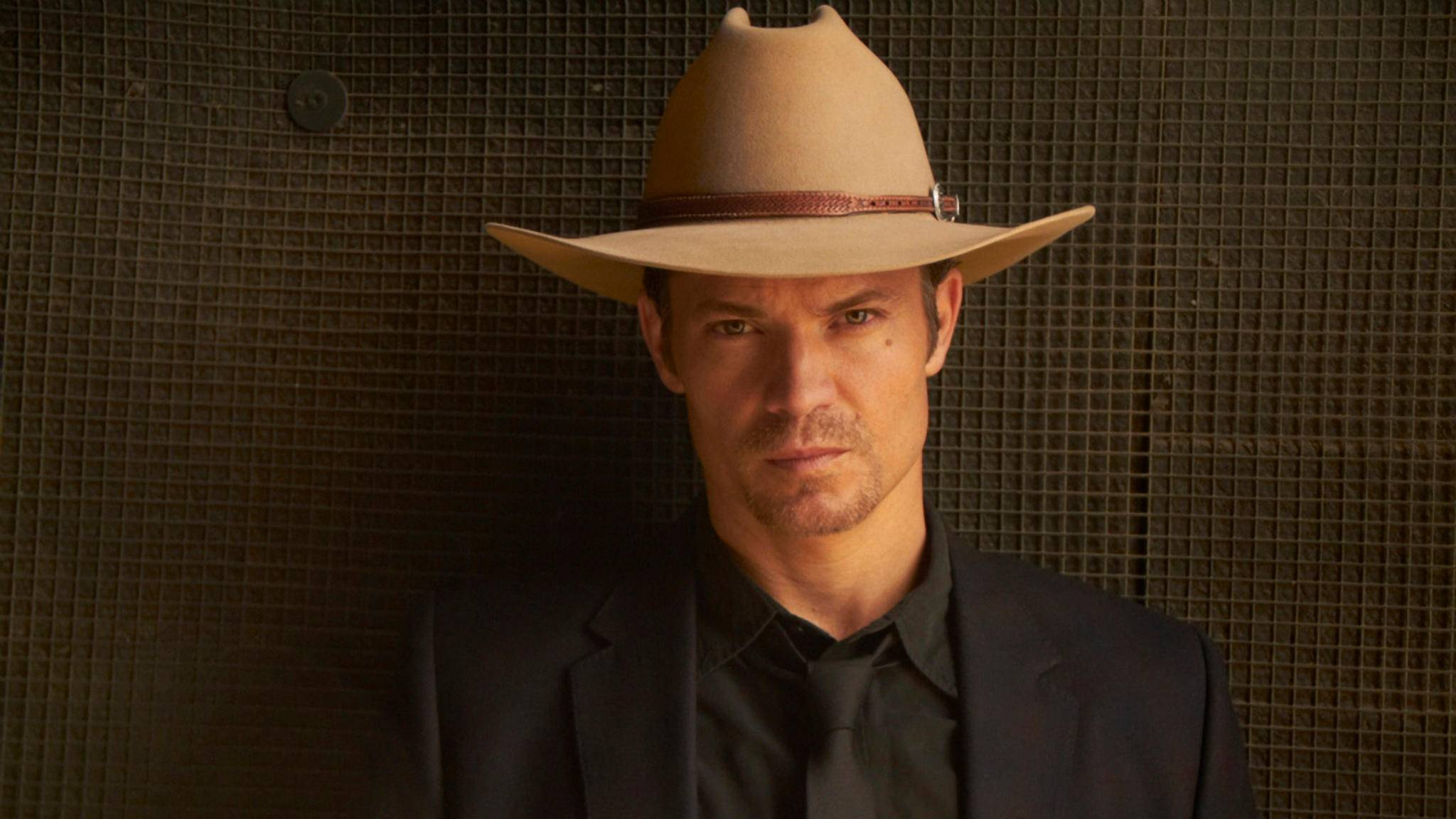 Timothy Olyphant in Justified Staffel 1