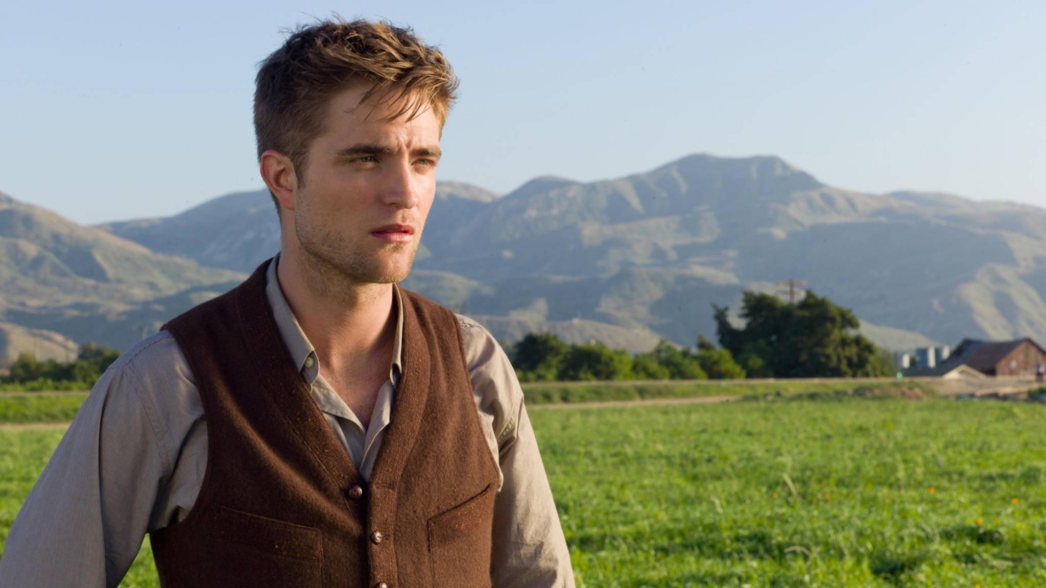 Wasser für die Elefanten Robert Pattinson