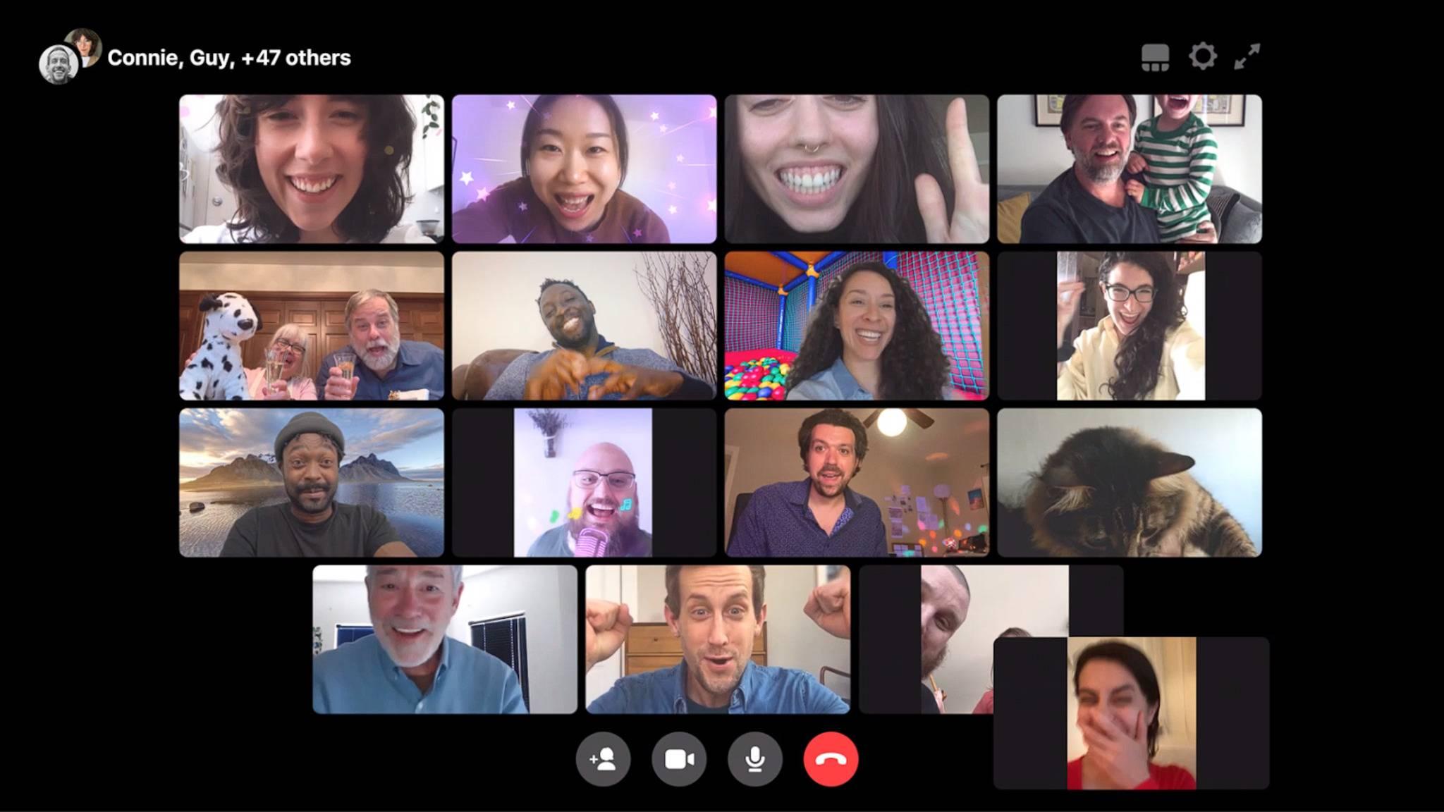 facebook-messenger-rooms-konferenz