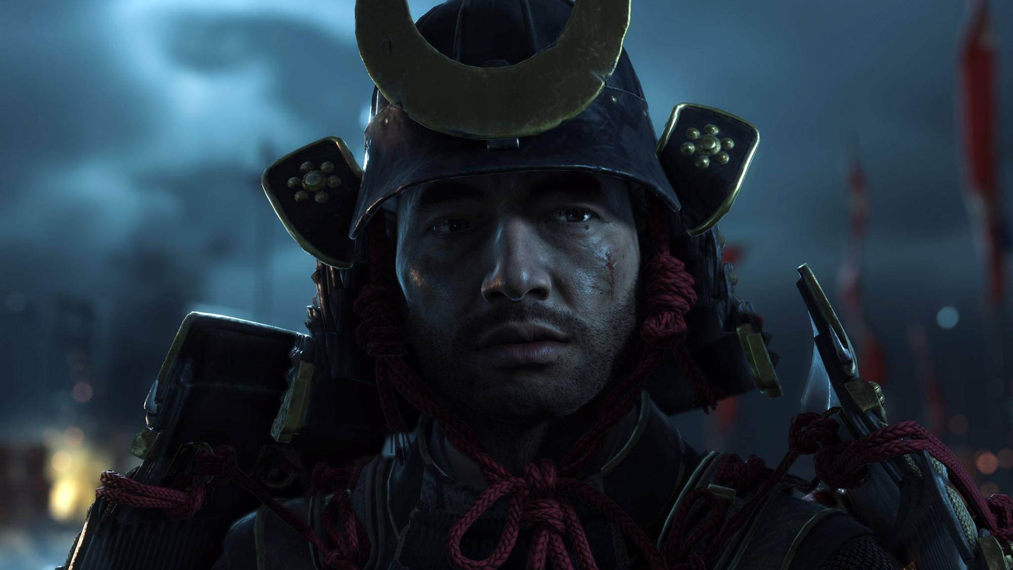 Ghost of Tsushima Trailer Screenshot