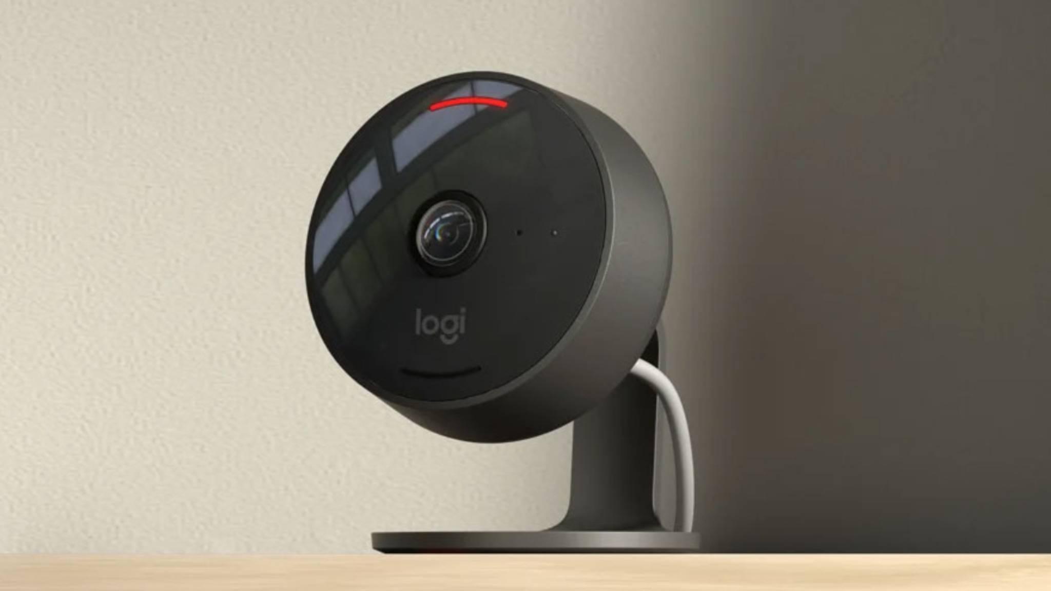 logitech circle view