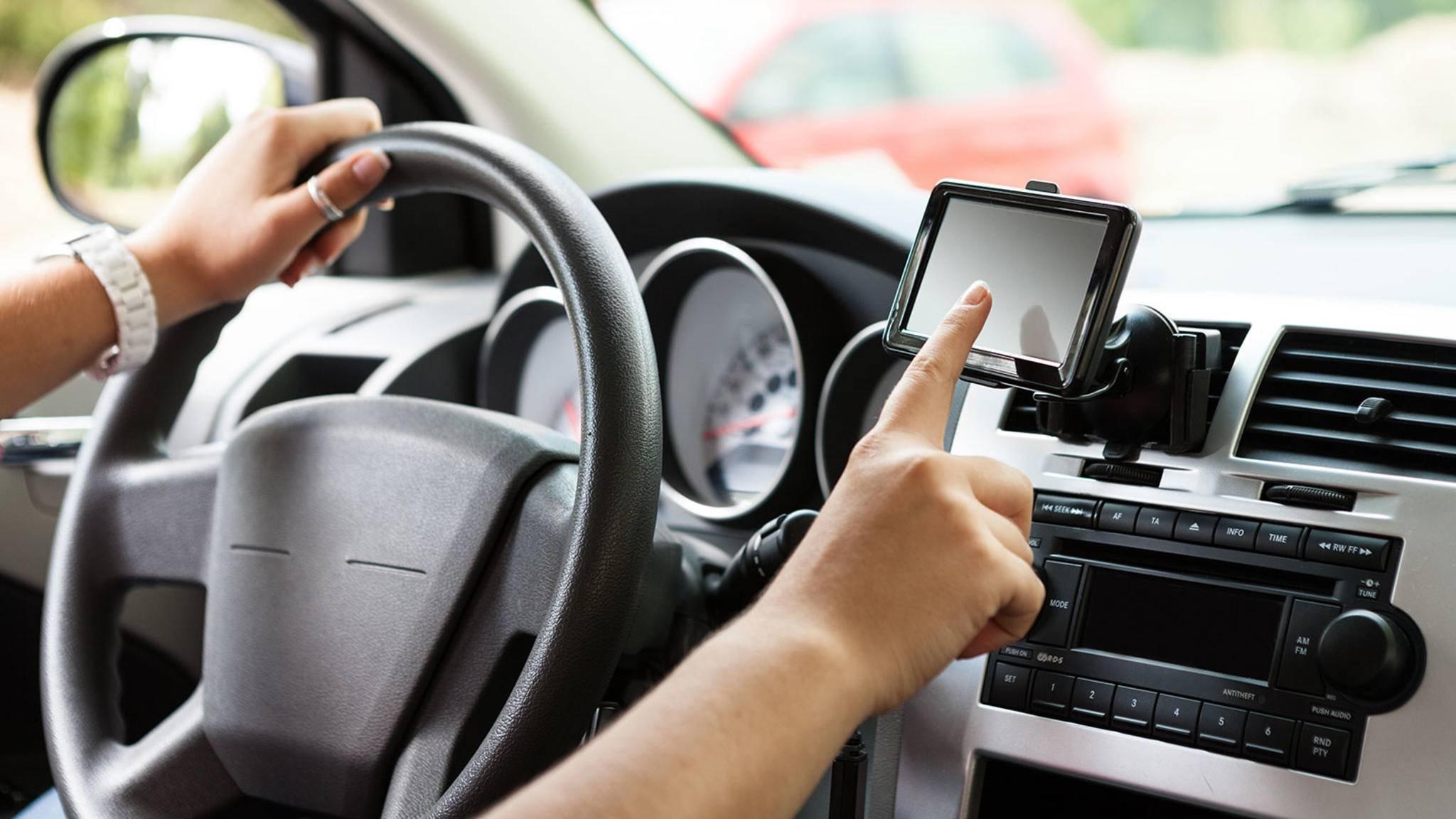 Navi Navigationsgerät Auto