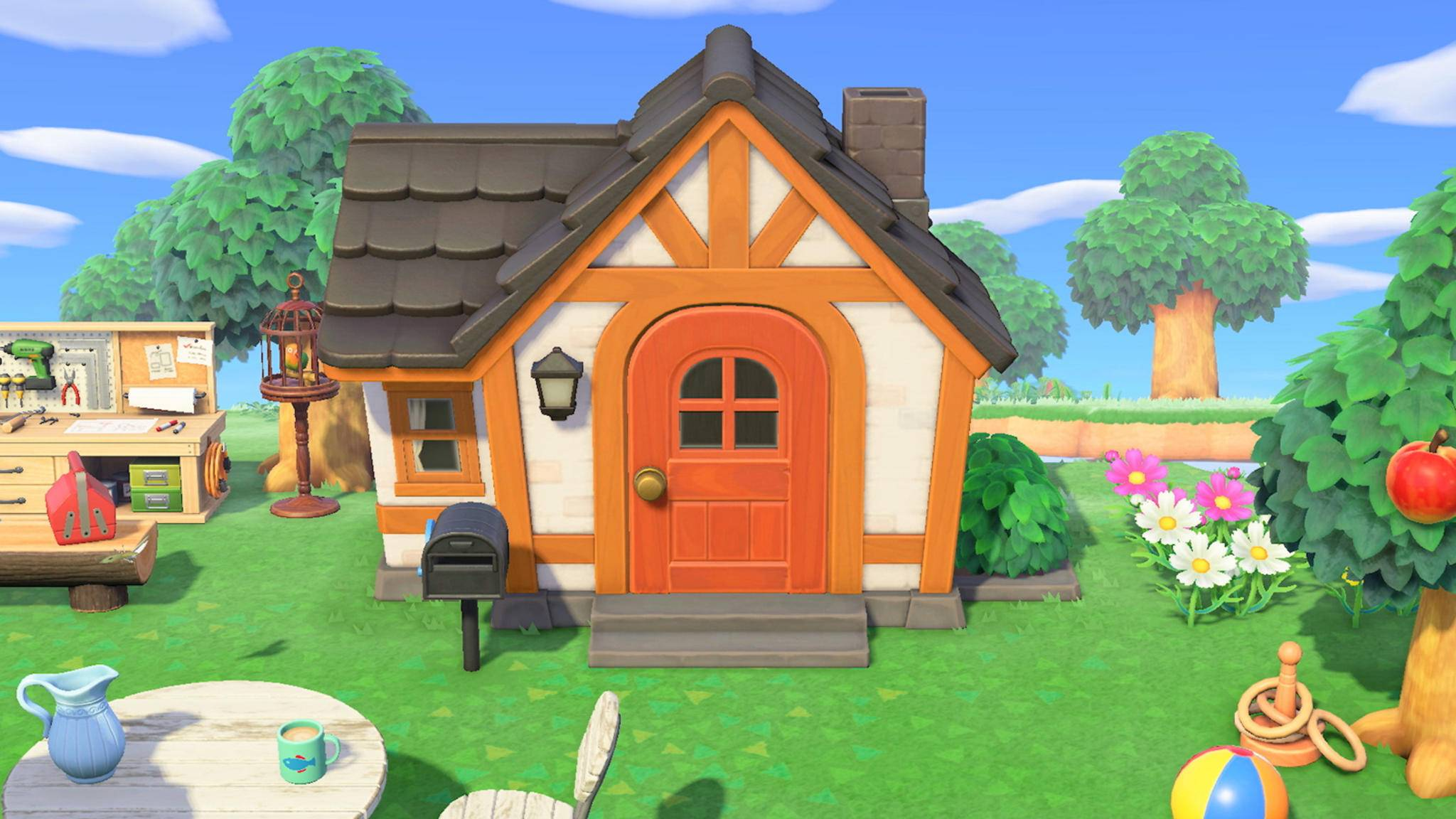 Animal Crossing New Horizons Haus