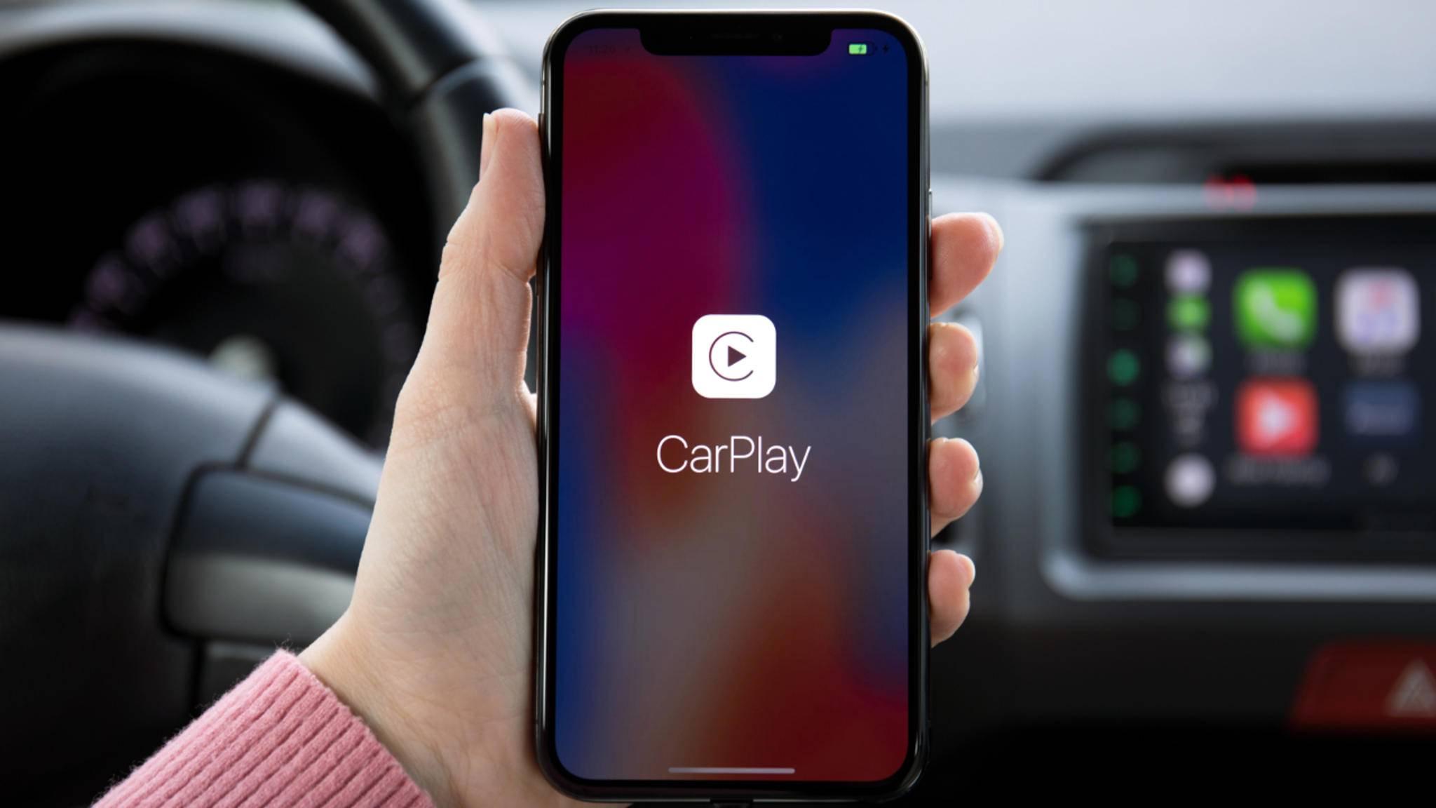 Apple CarPlay installieren