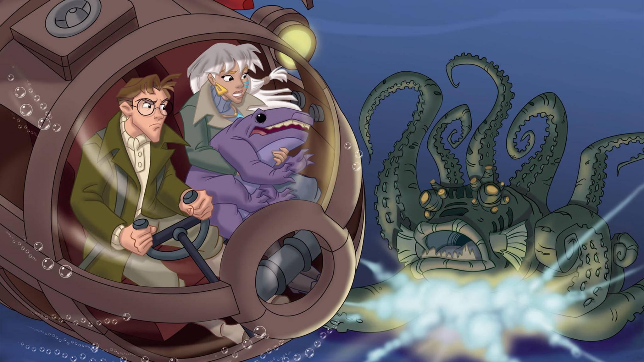 Atlantis Die Rückkehr Filmszene