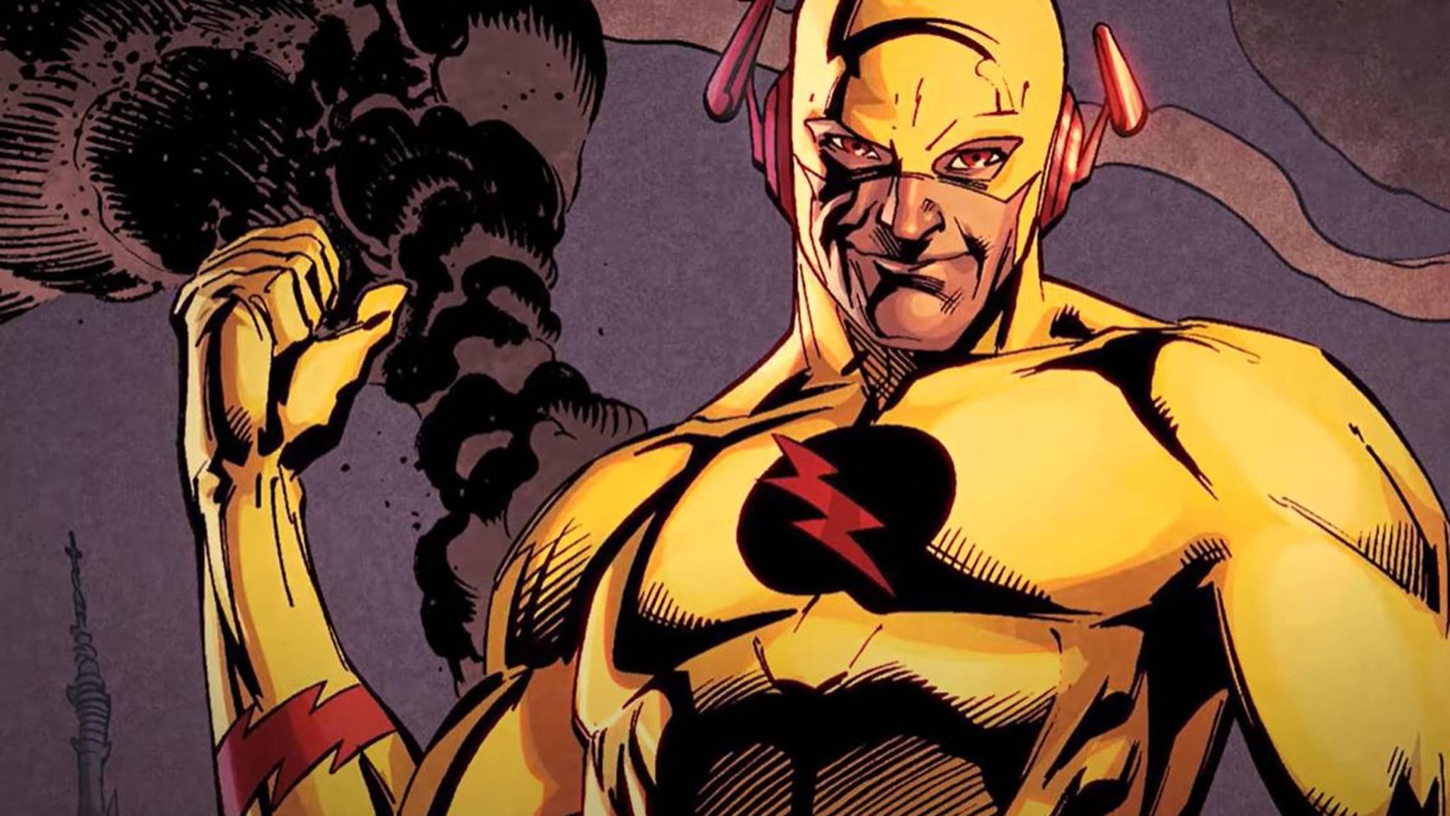 Reverse Flash DC Comics