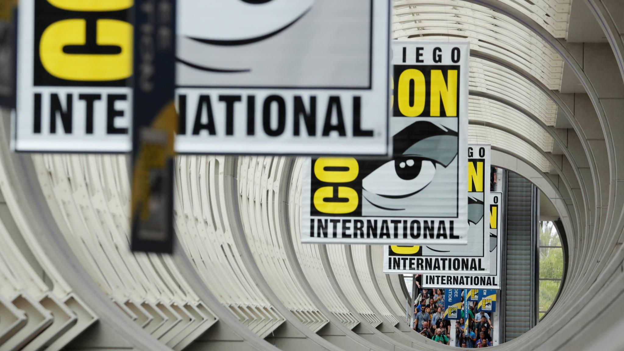 San Diego Comic-Con Kalifornien Convention