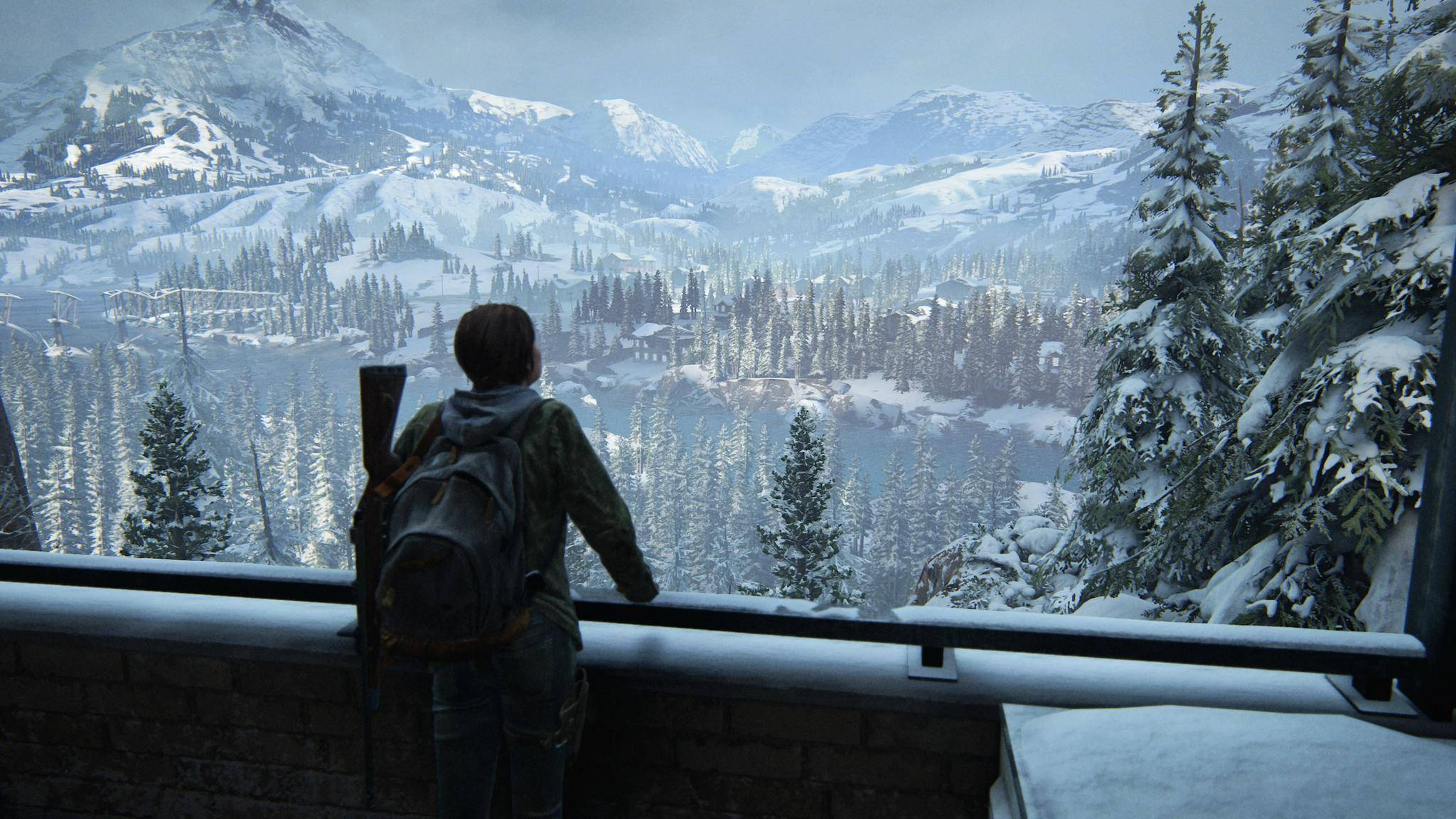 The Last of Us Part II Screenshot 1