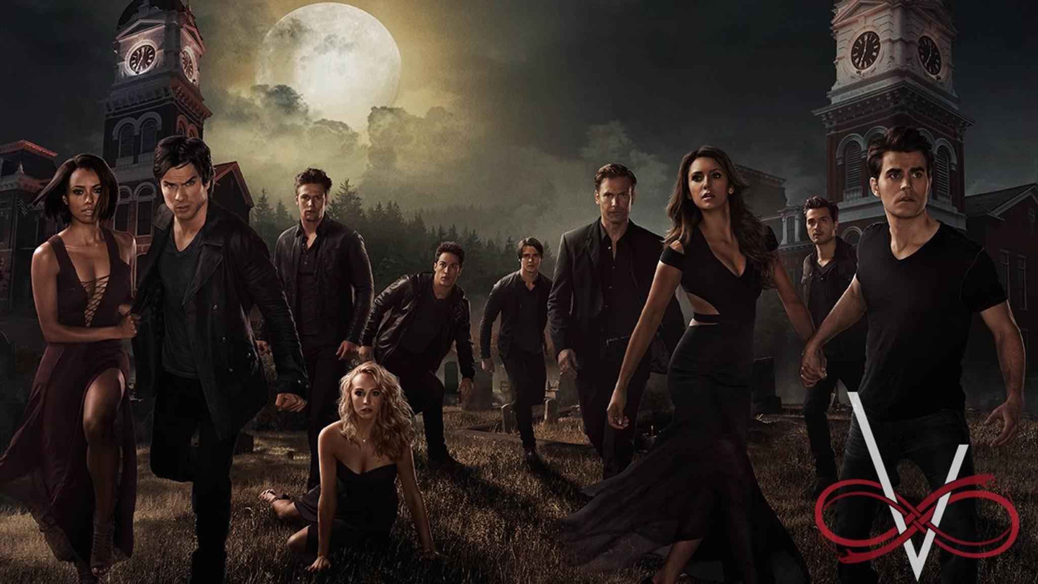 Vampire Diaries Cast Staffel 6