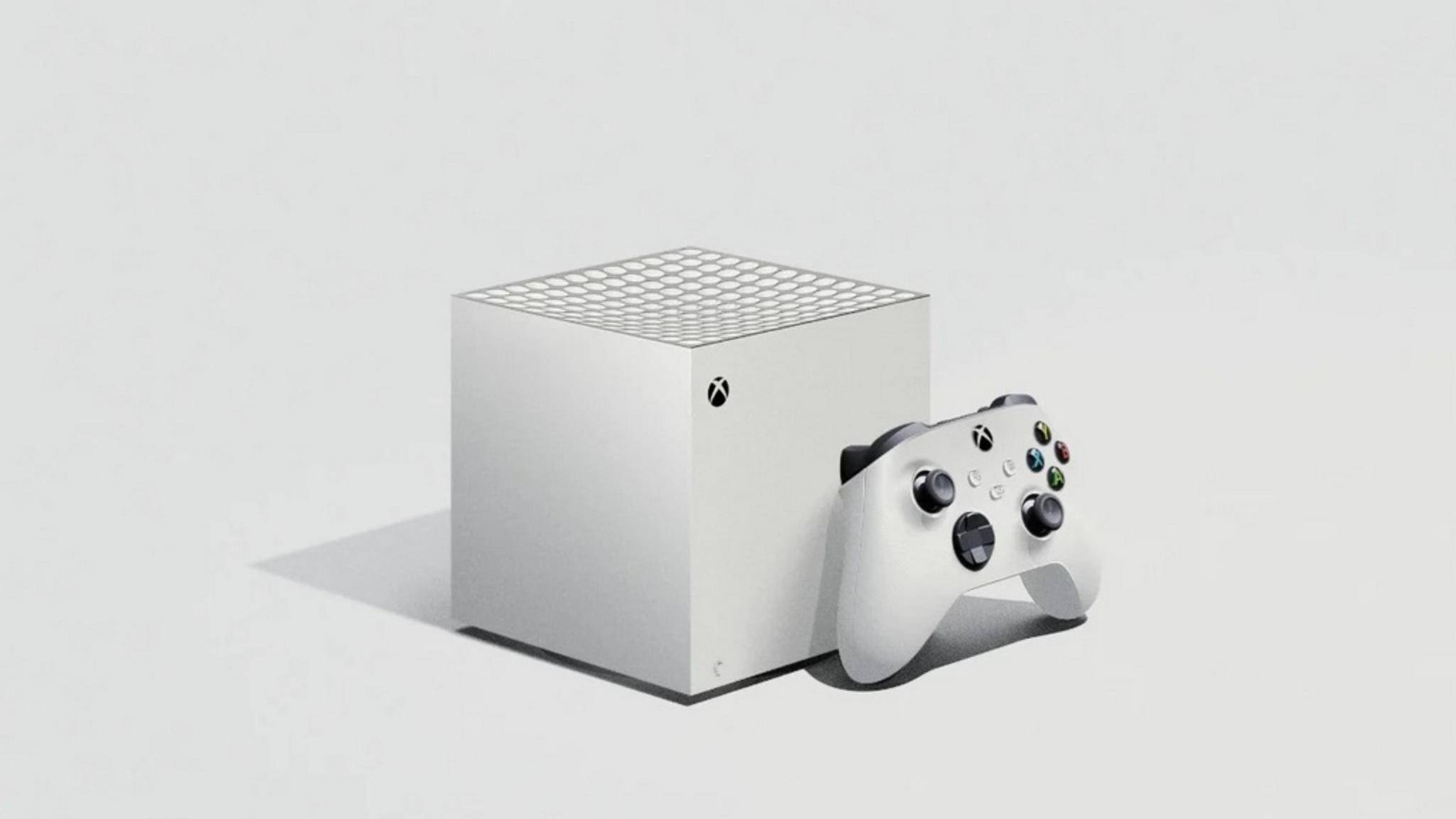 Xbox-Series-S-Konzept